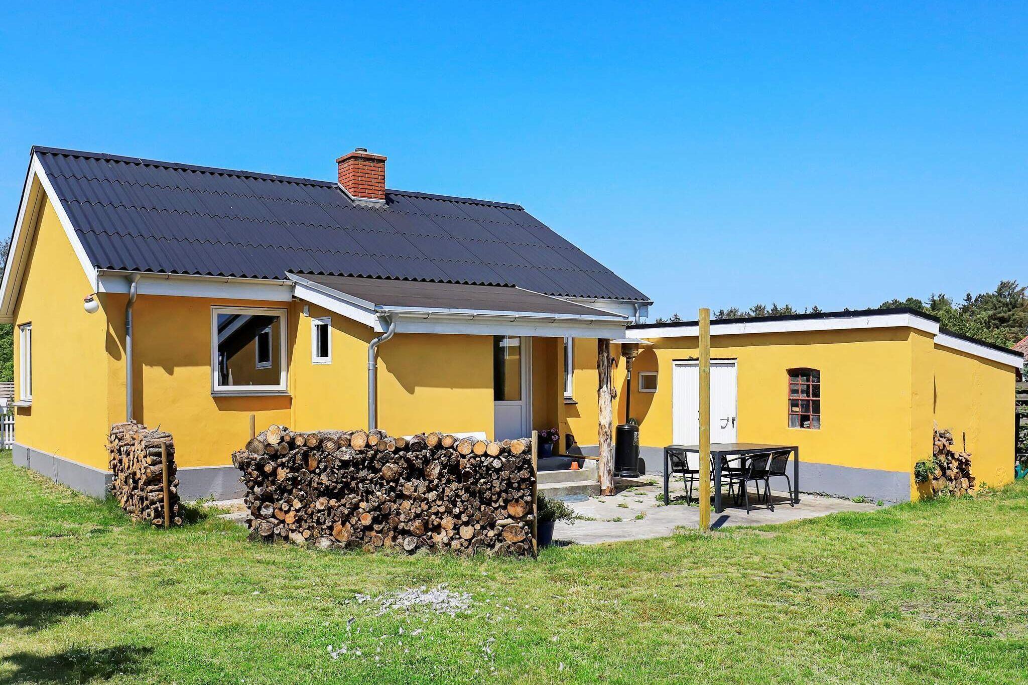 Sommerhus til 5 personer ved Læsø