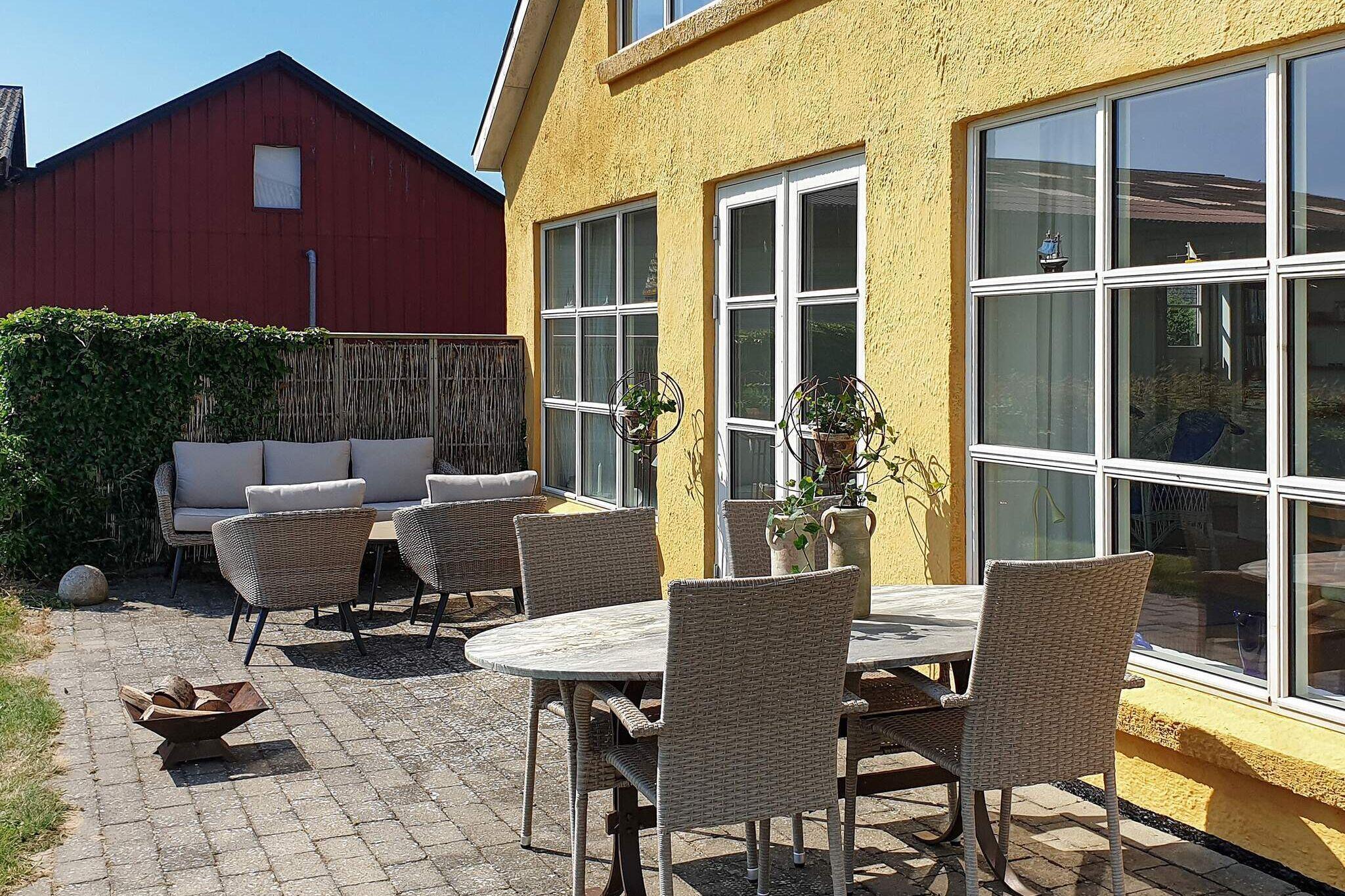 Sommerhus til 4 personer ved Snedsted