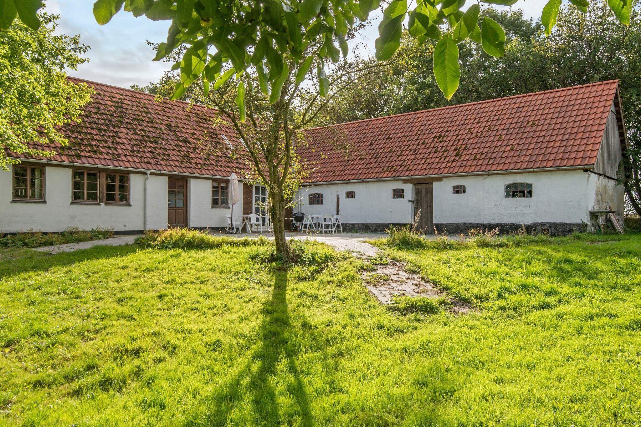 Sommerhus til 4 personer ved Ørsted