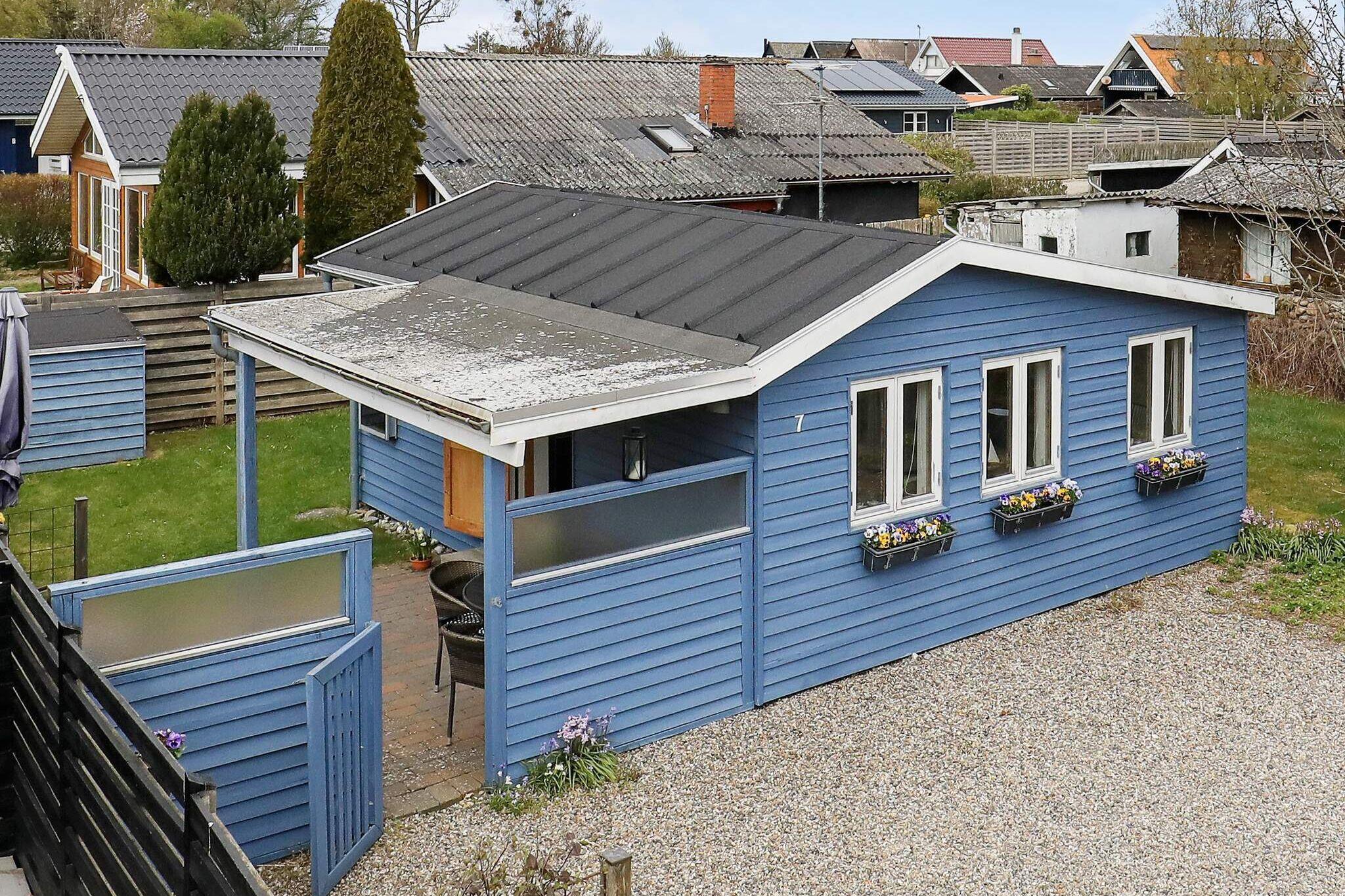Sommerhus til 4 personer ved Otterup