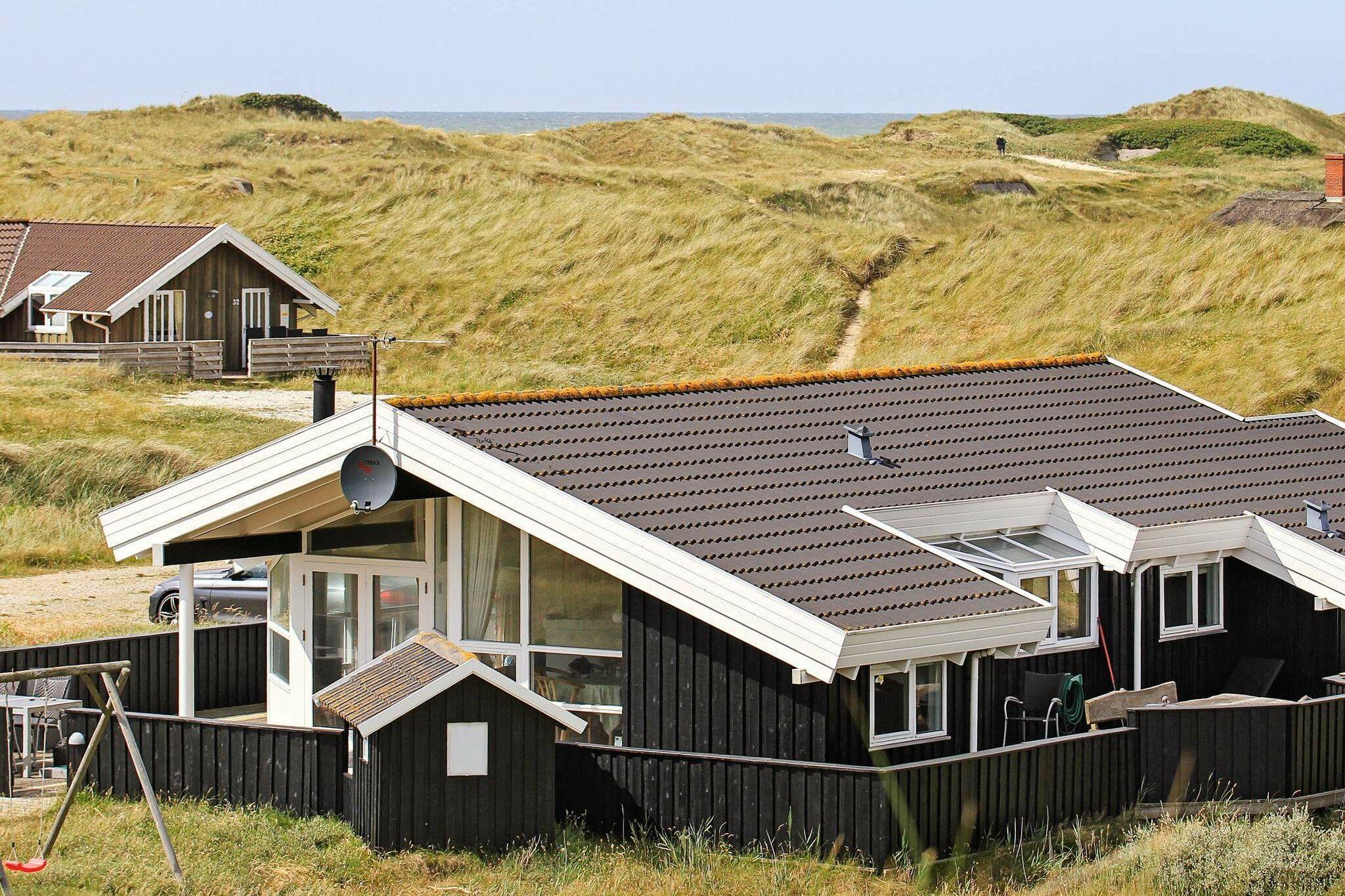Sommerhus til 9 personer ved Ringkøbing