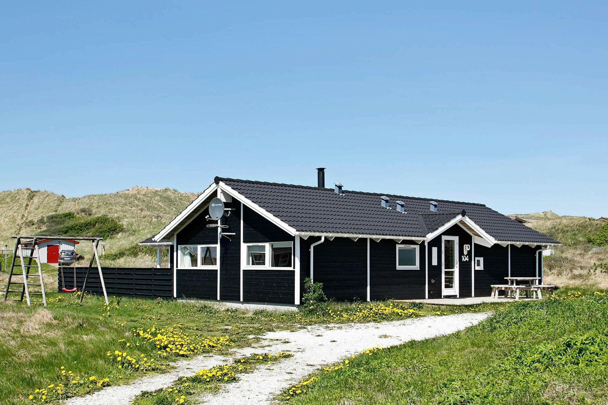 Sommerhus til 8 personer ved Løkken