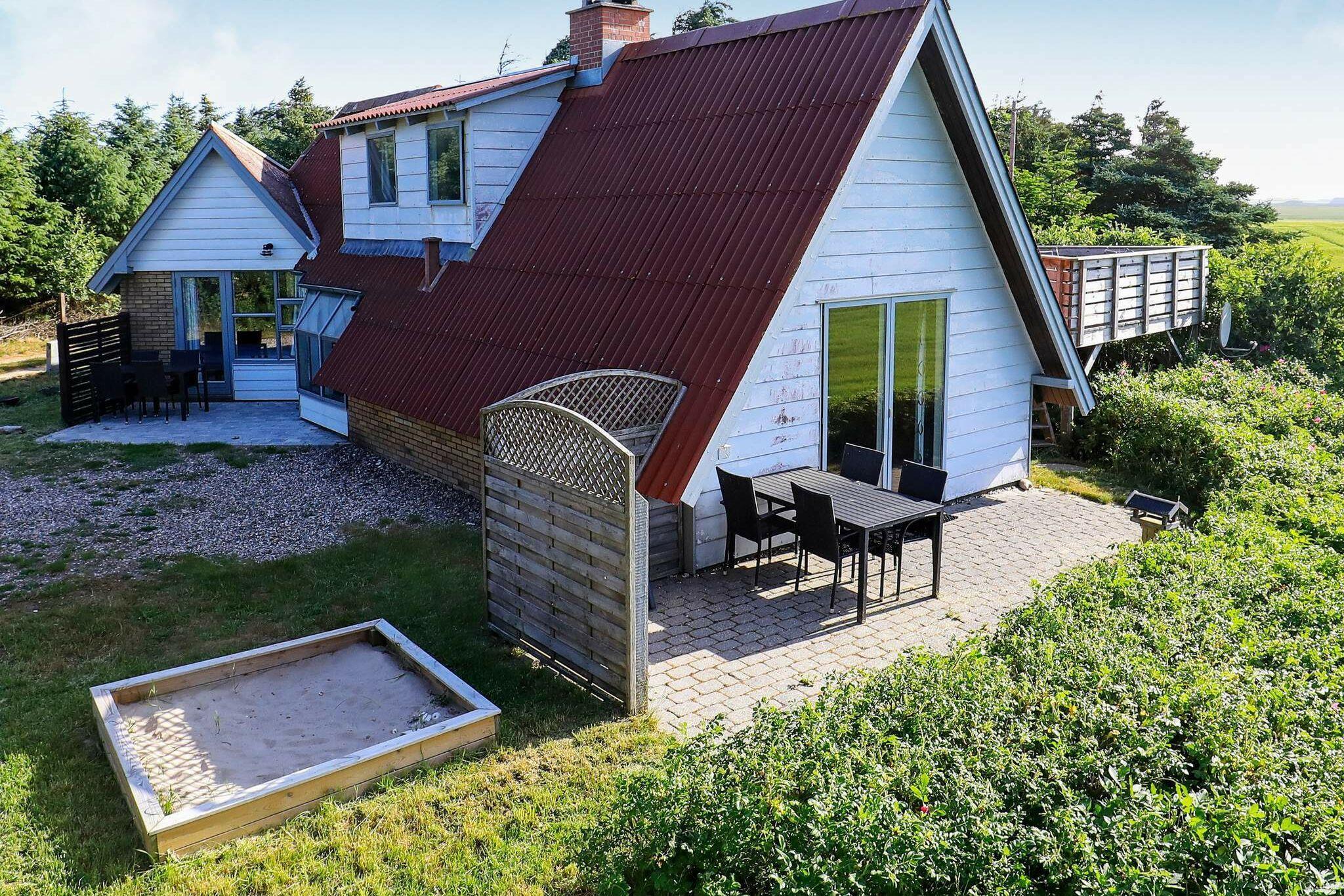 Sommerhus til 7 personer ved Lemvig