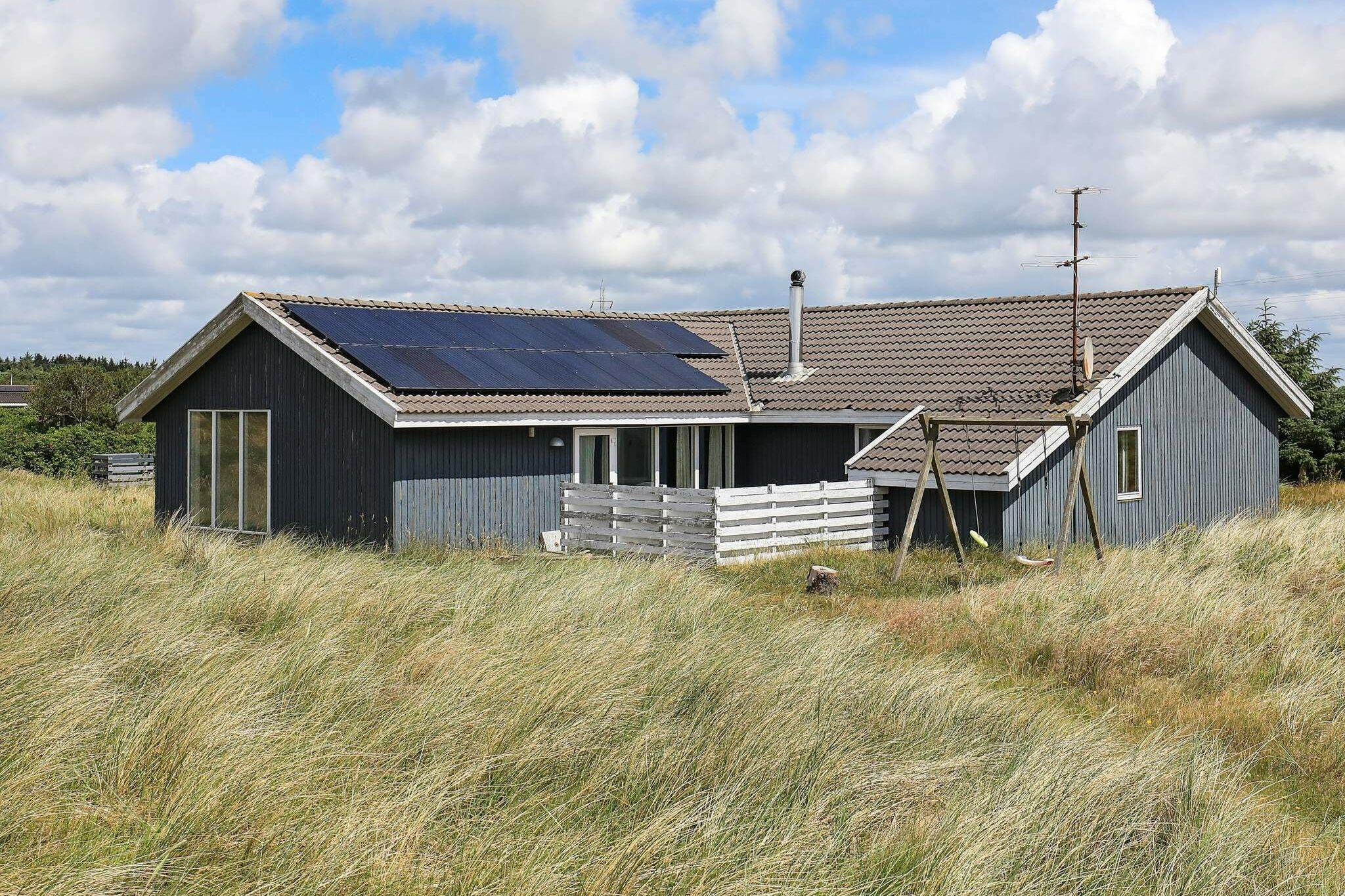 Sommerhus til 12 personer ved Ringkøbing