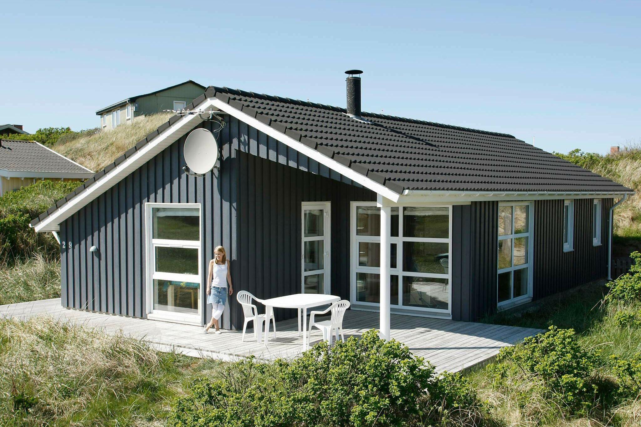 Sommerhus til 5 personer ved Løkken