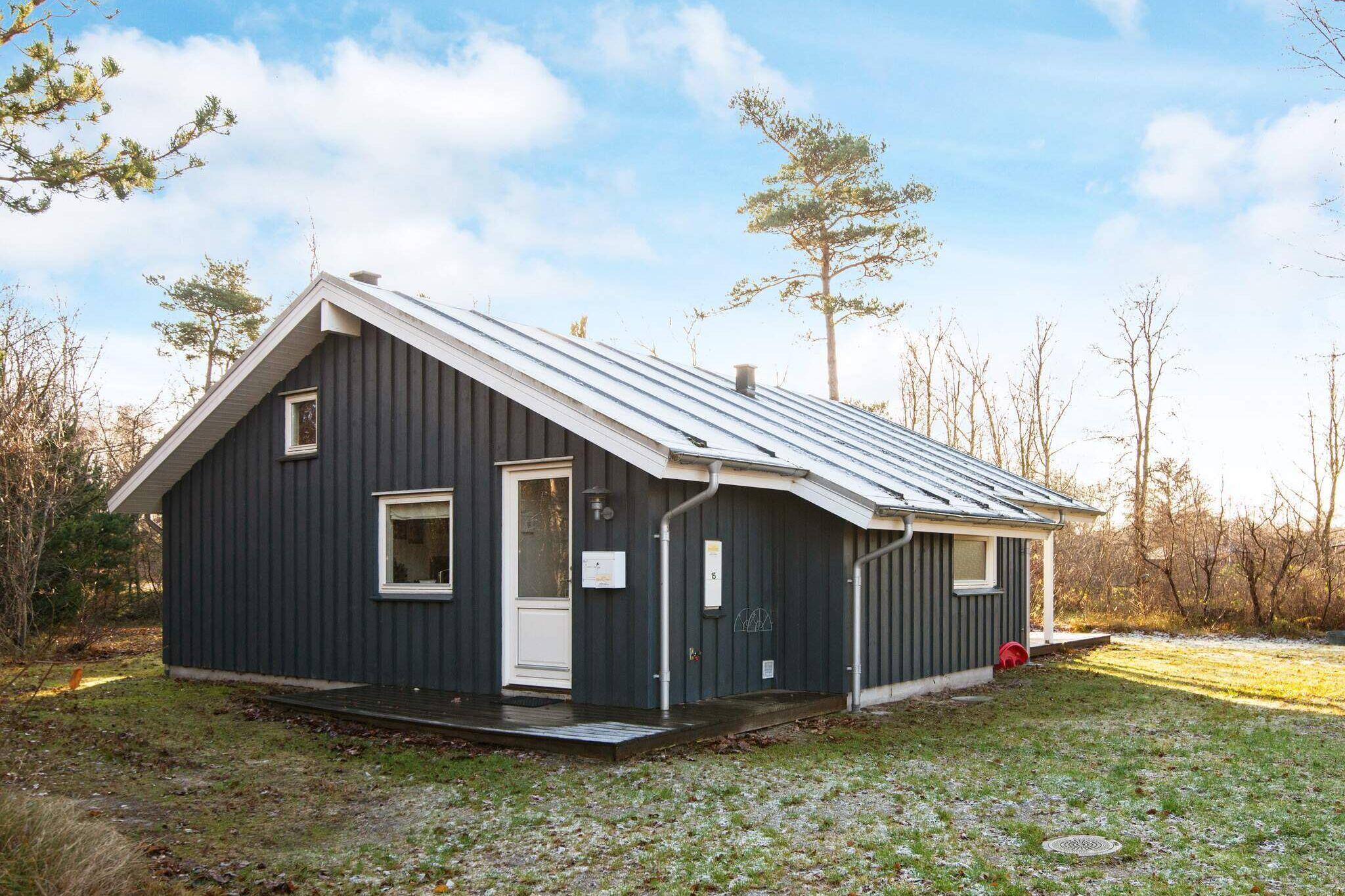 Sommerhus til 8 personer ved Grenaa