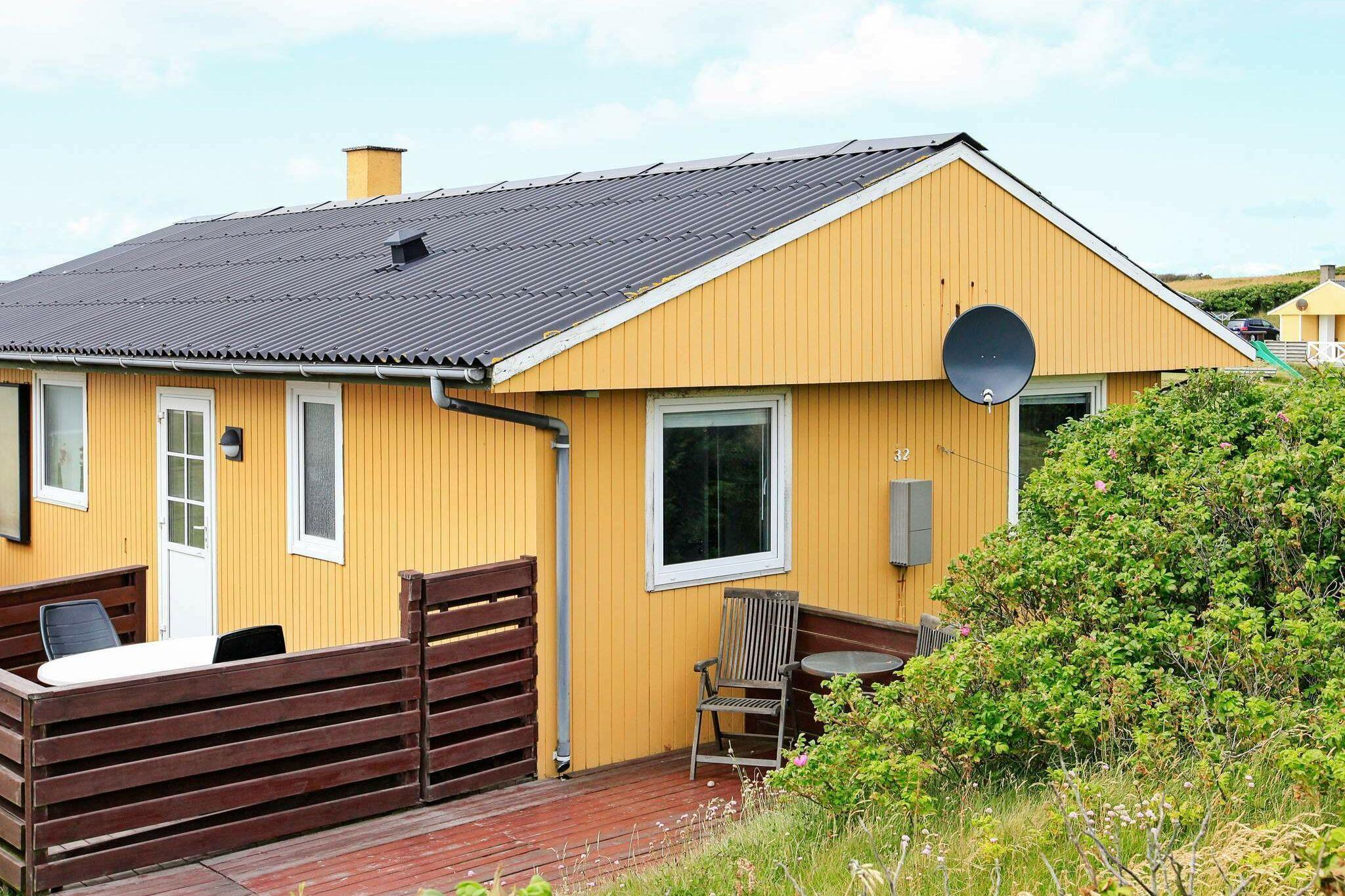 Sommerhus til 5 personer ved Lemvig