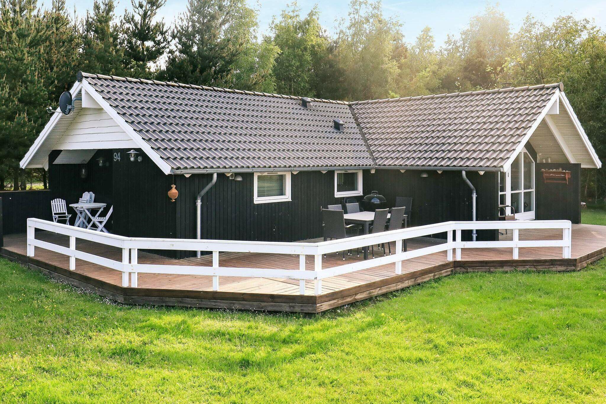 Sommerhus til 5 personer ved Højslev