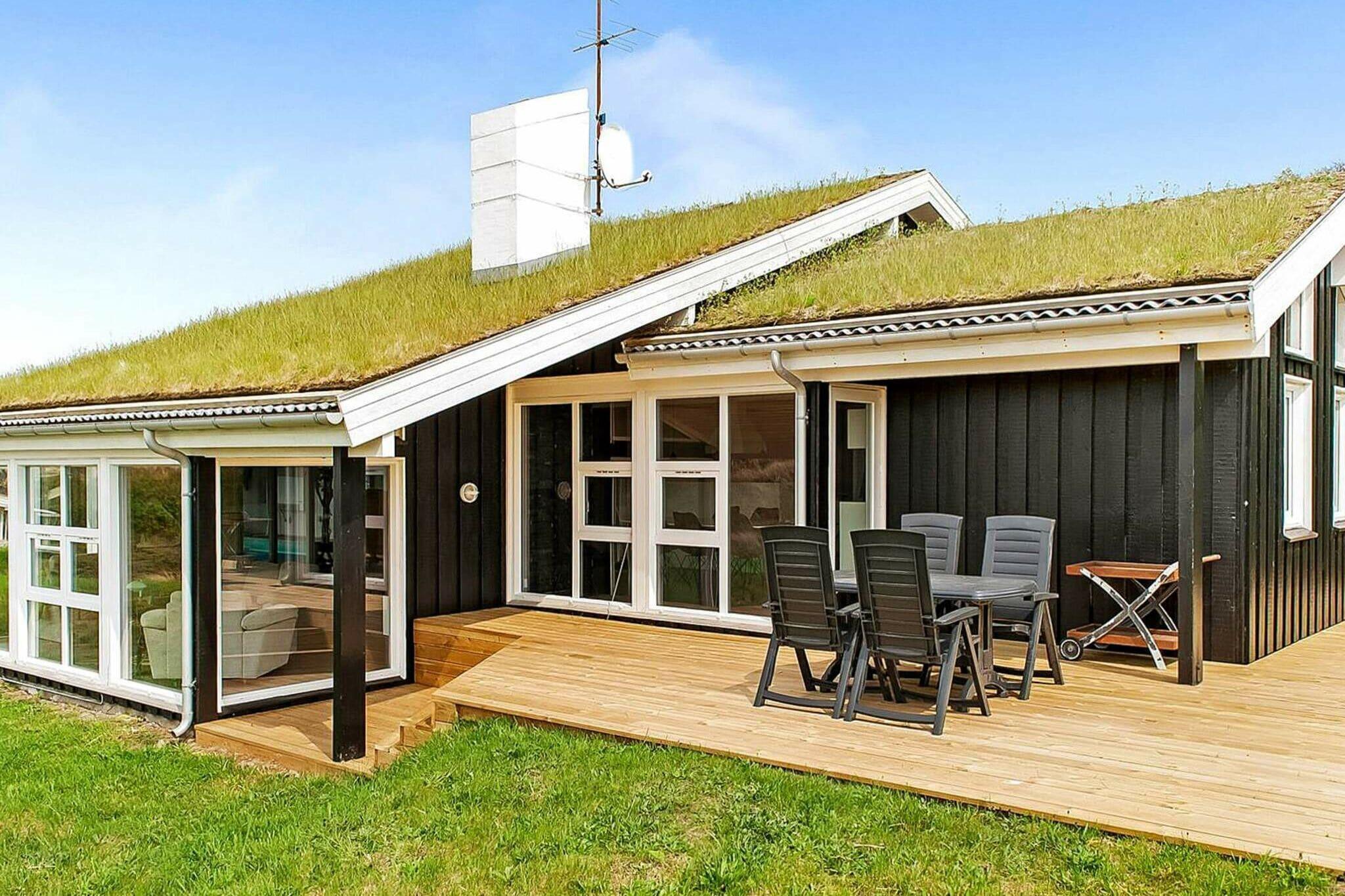 Sommerhus til 8 personer ved Saltum