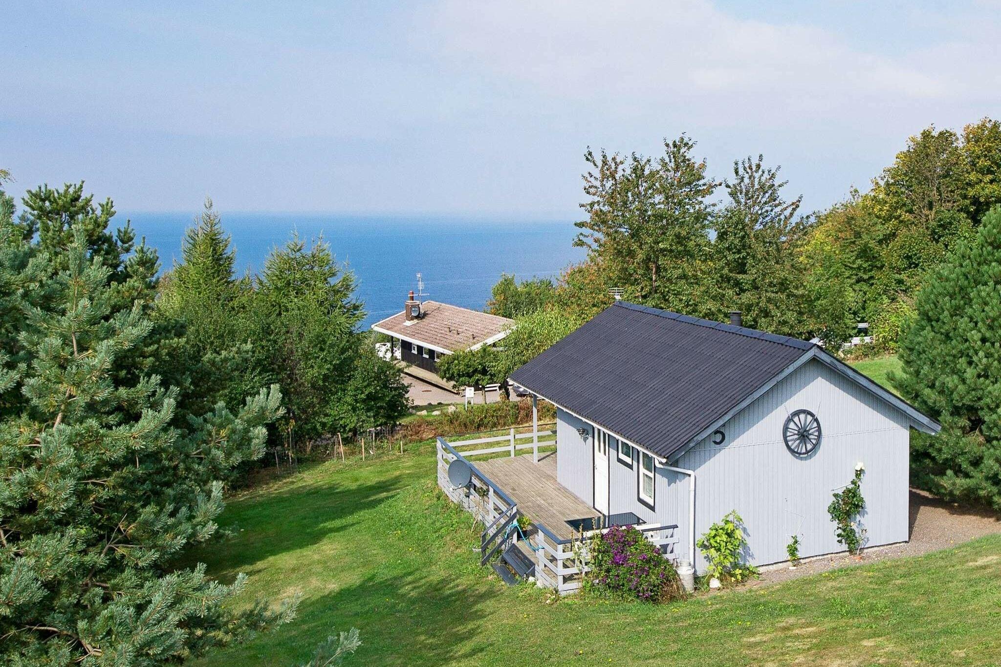 Sommerhus til 6 personer ved Hasle