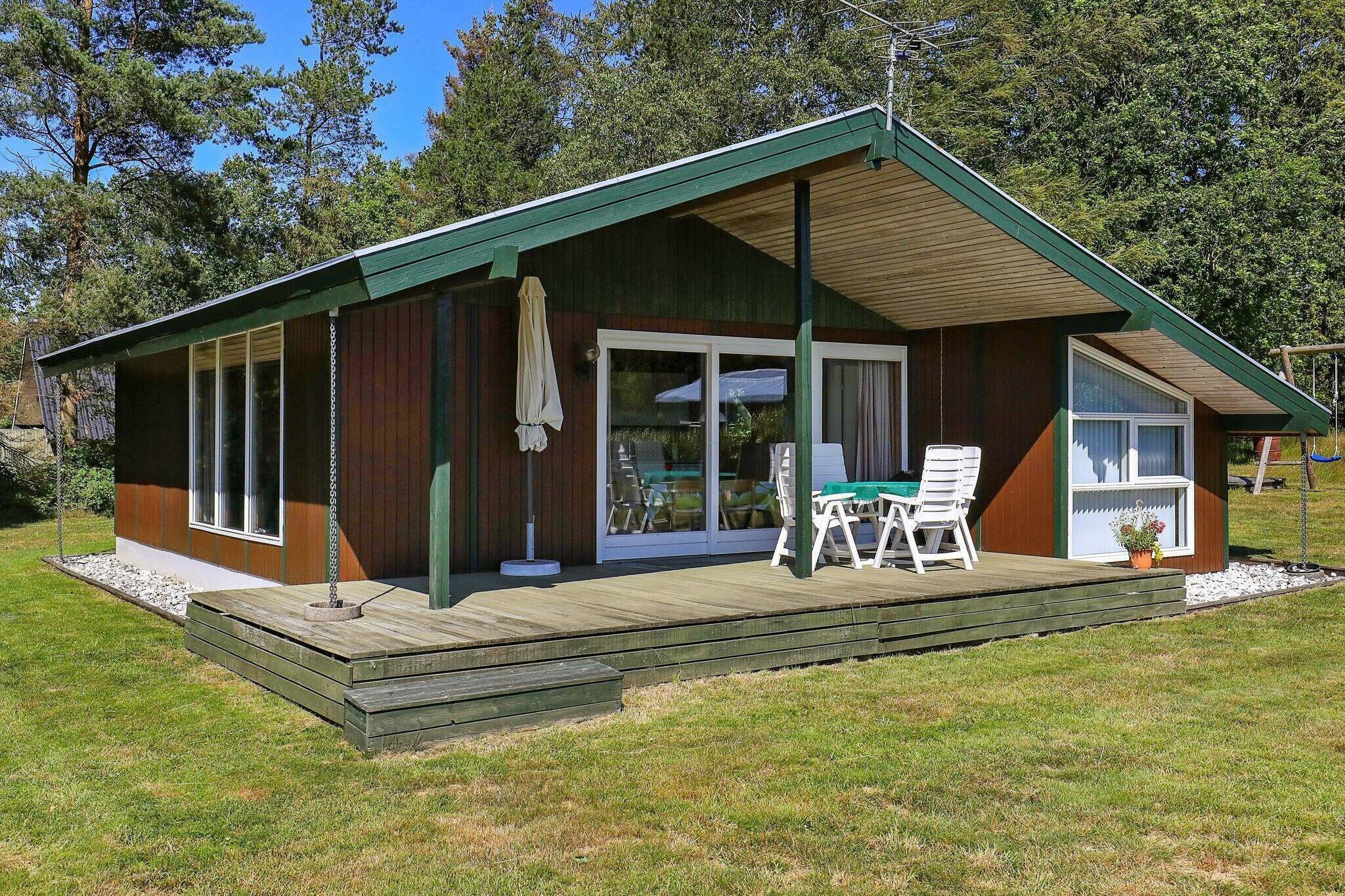 Sommerhus til 8 personer ved Skals