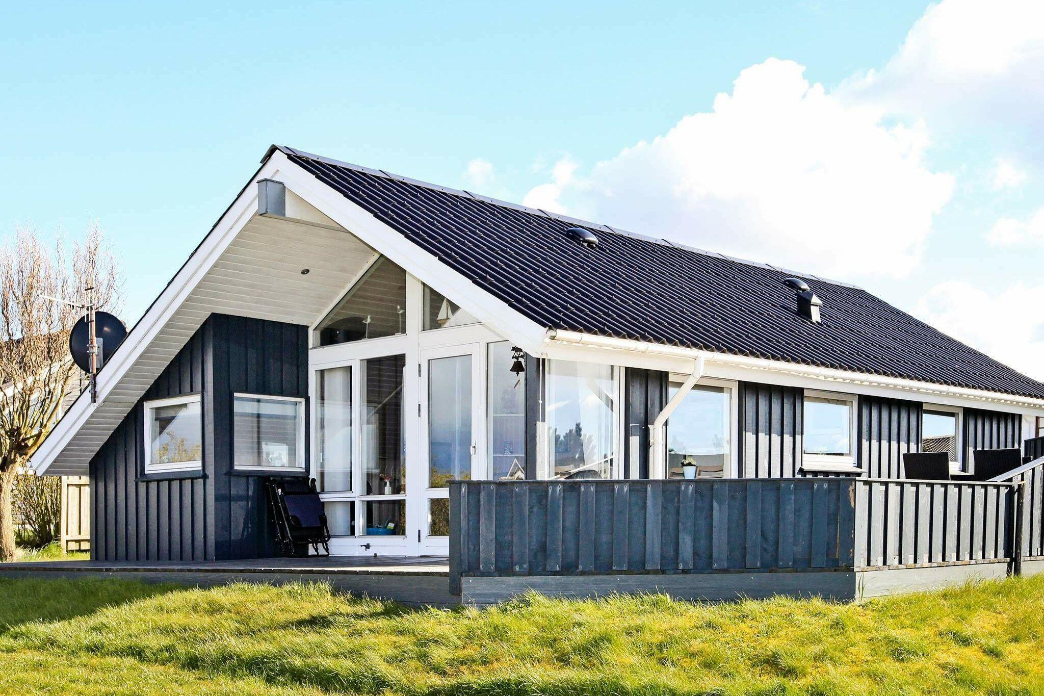 Sommerhus til 4 personer ved Lemvig