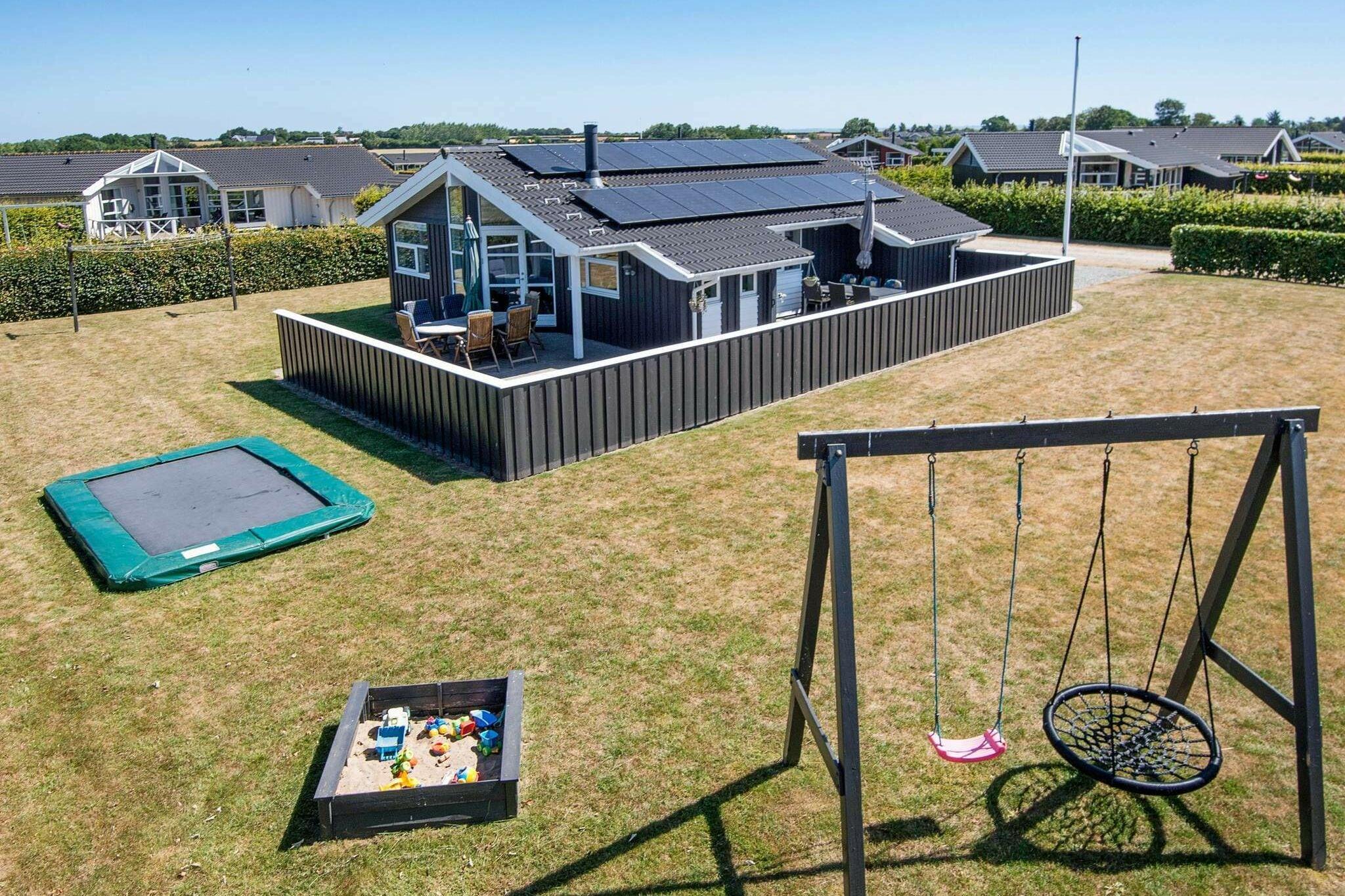 Sommerhus til 8 personer ved Haderslev