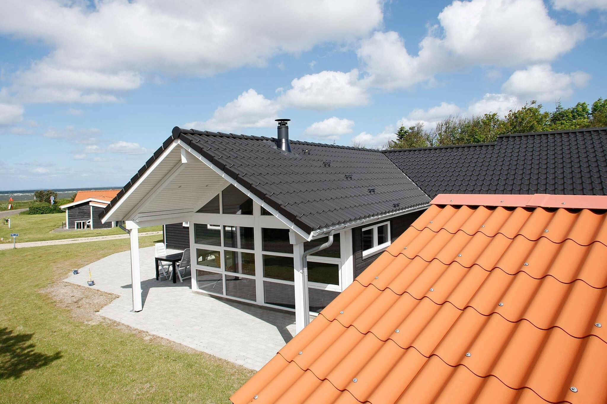 Sommerhus til 12 personer ved Løgstør