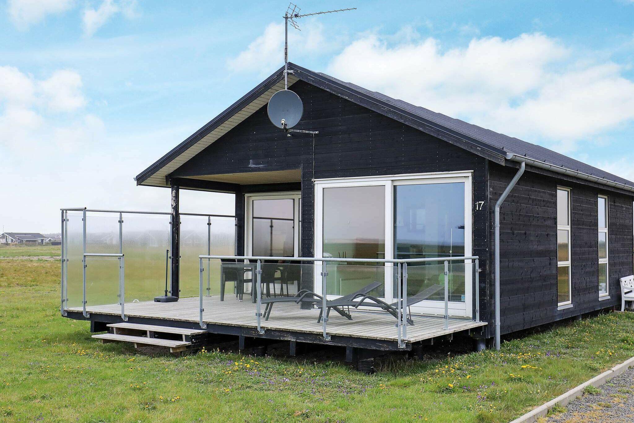 Sommerhus til 4 personer ved Harboøre