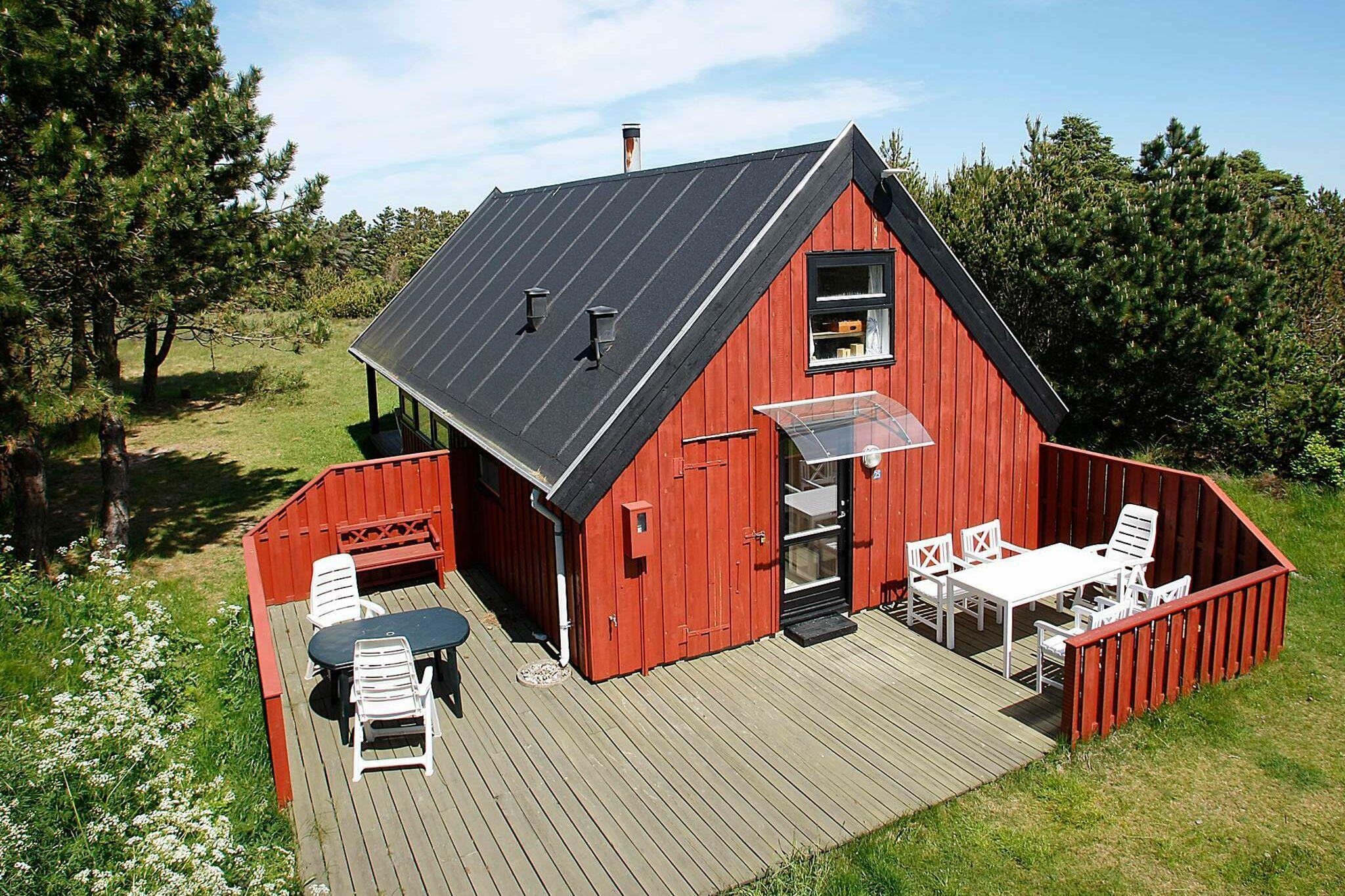 Sommerhus til 7 personer ved Skagen