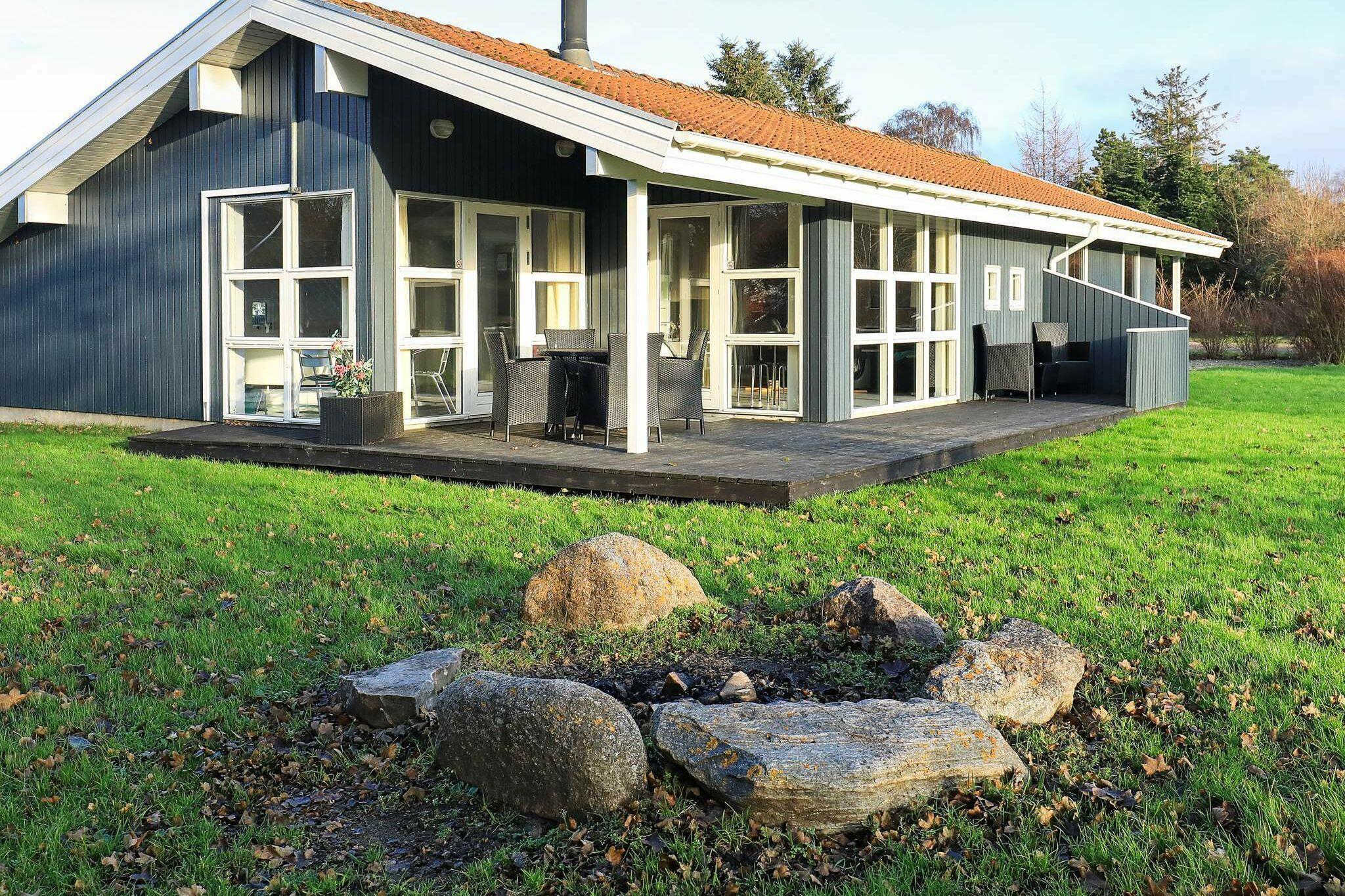 Sommerhus til 6 personer ved Humble