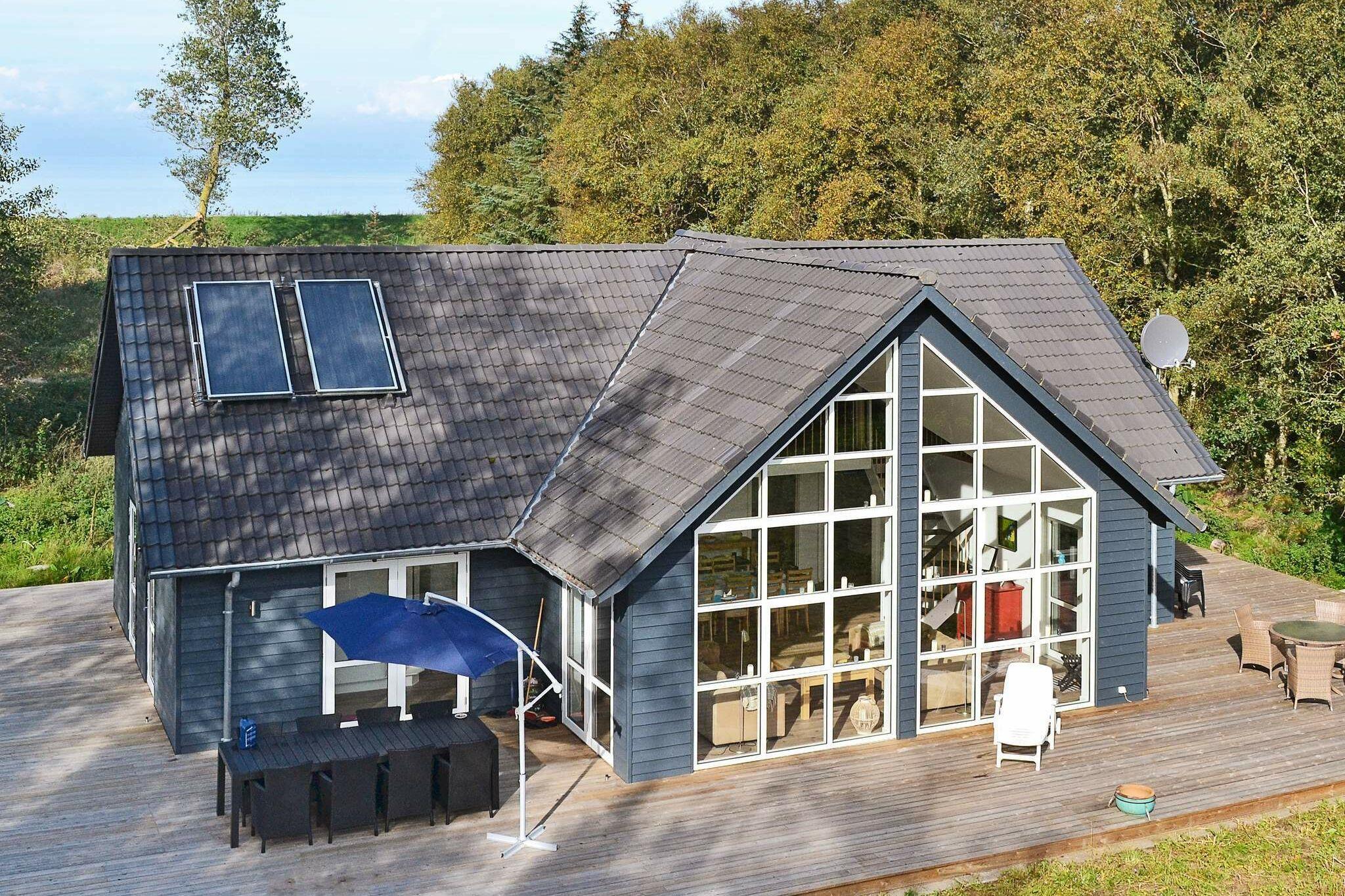 Sommerhus til 8 personer ved Bogense