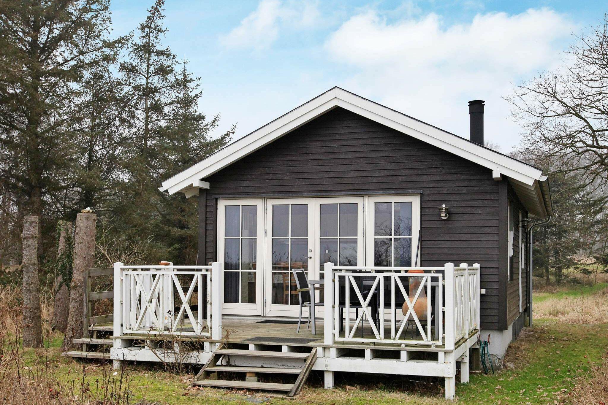 Sommerhus til 4 personer ved Oure