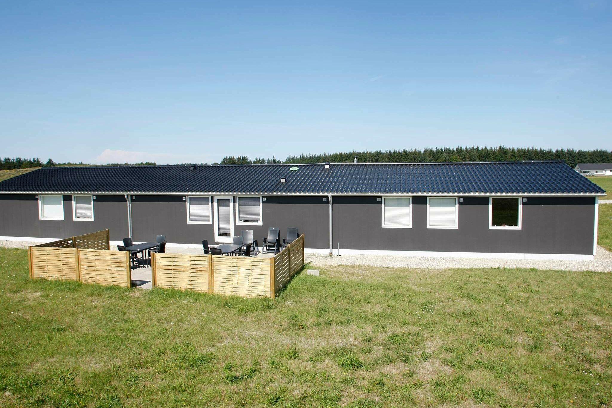 Sommerhus til 16 personer ved Brovst