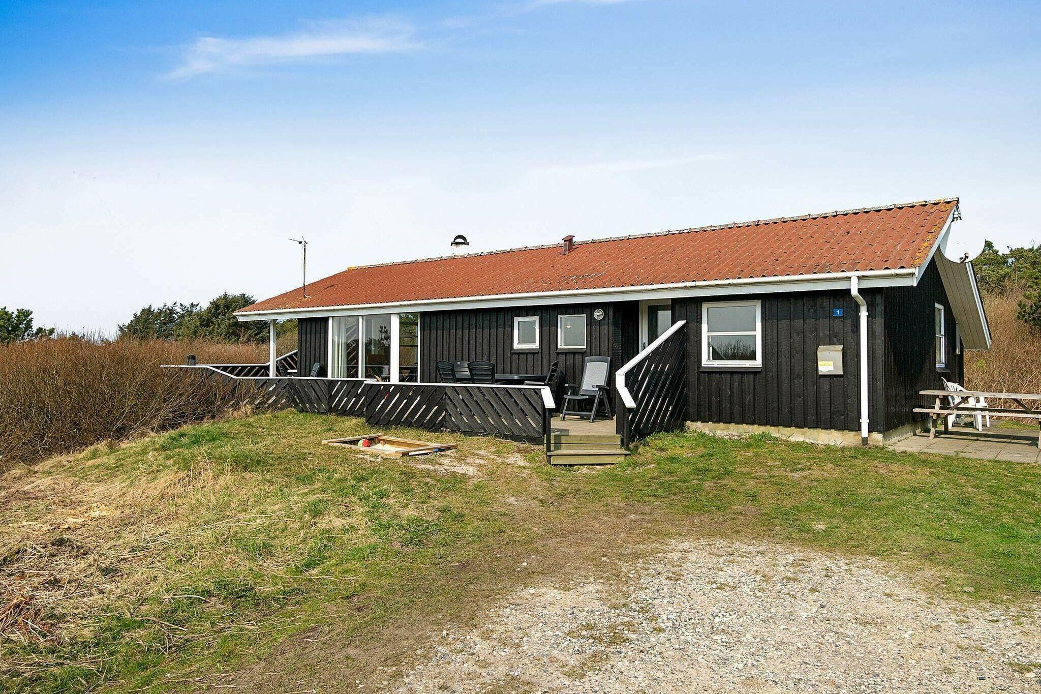 Sommerhus til 10 personer ved Blokhus