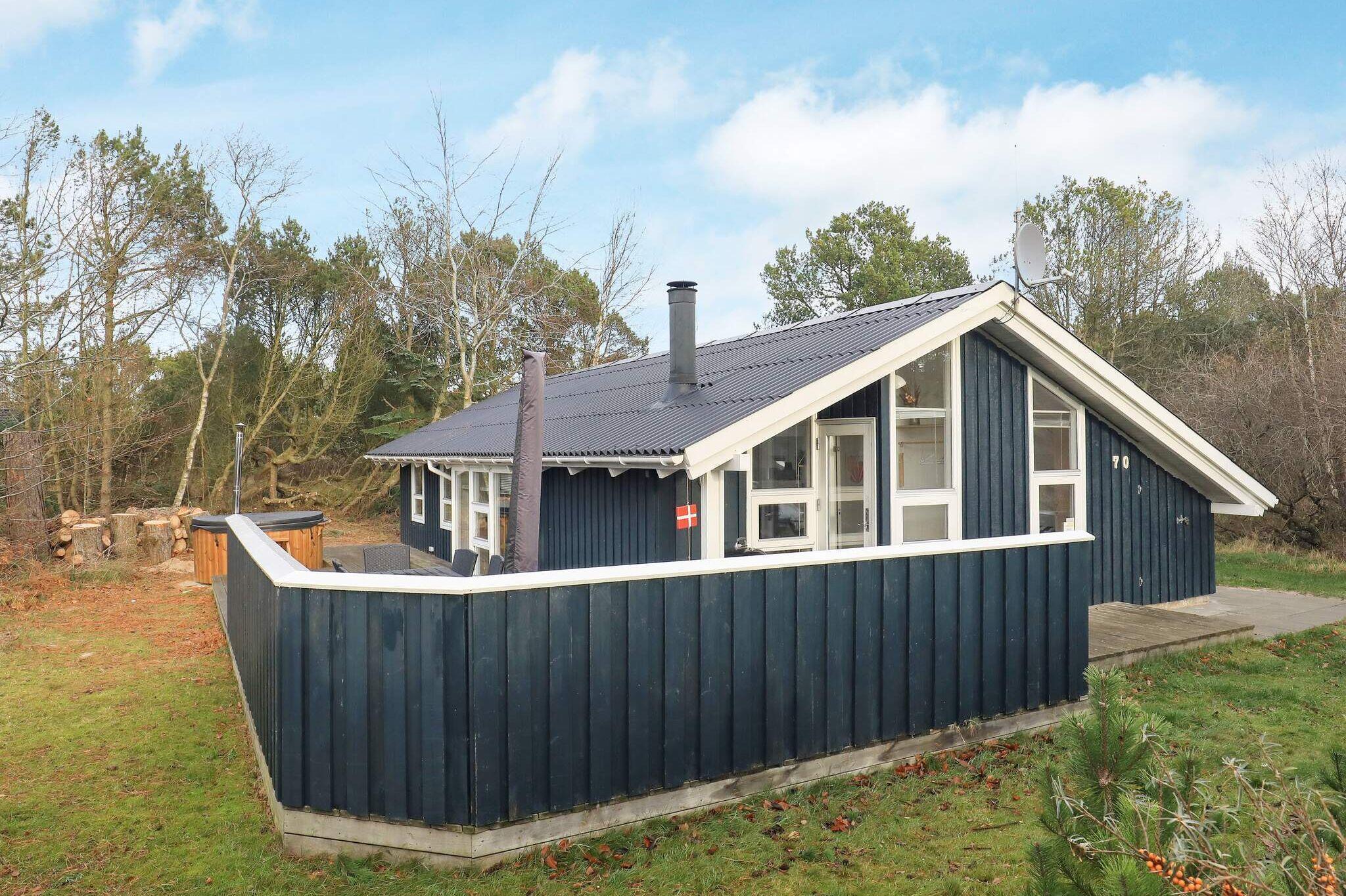 Sommerhus til 7 personer ved Ålbæk