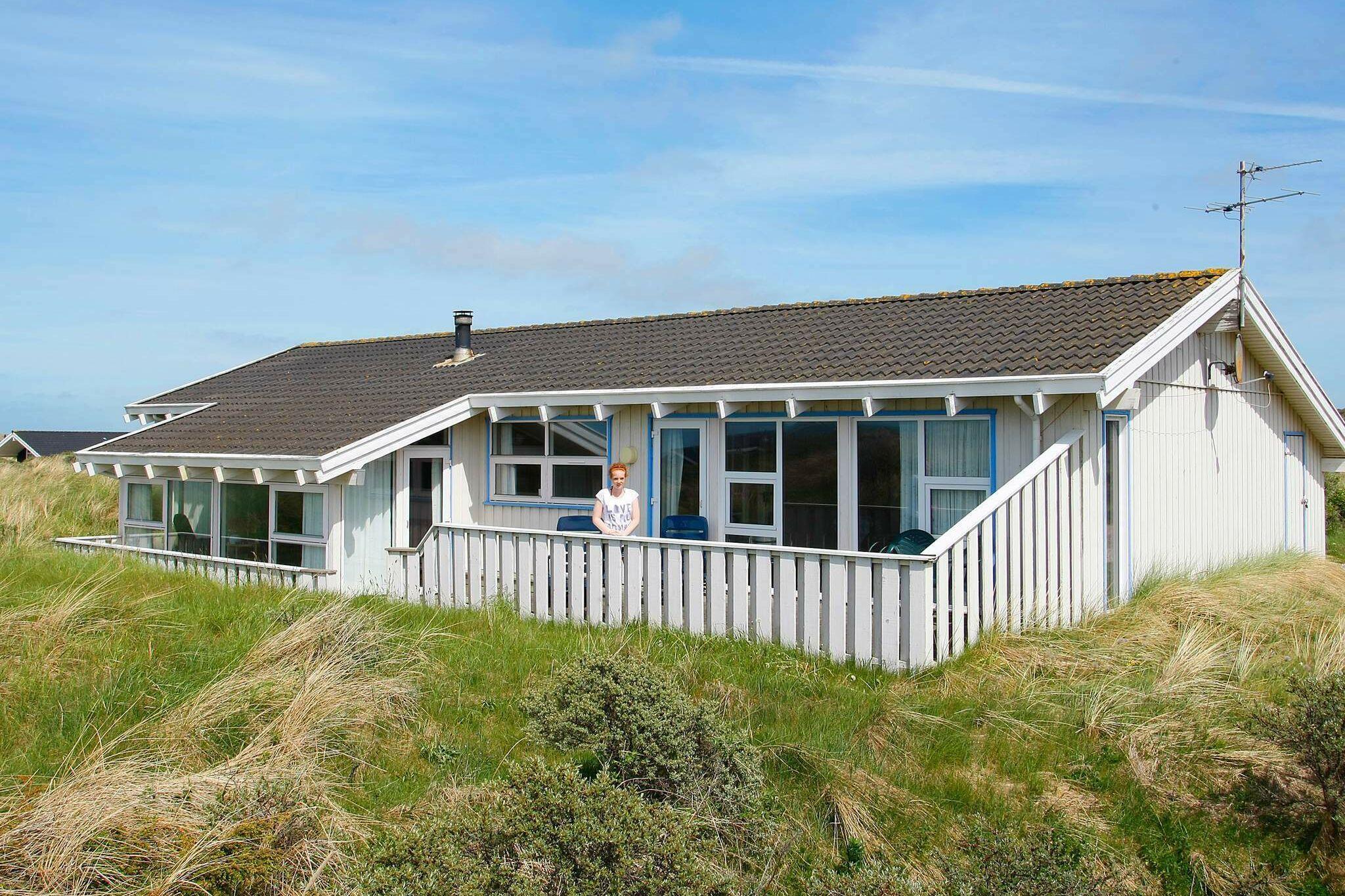 Sommerhus til 12 personer ved Hjørring