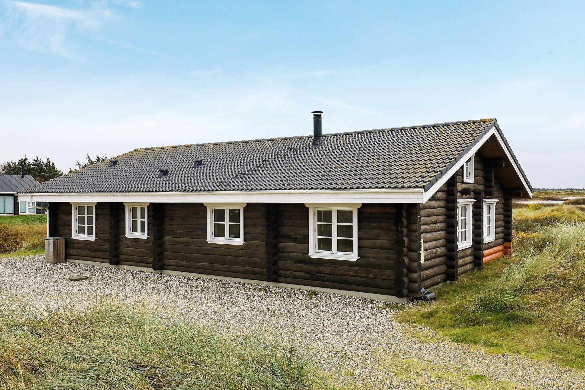 Sommerhus til 10 personer ved Frøstrup