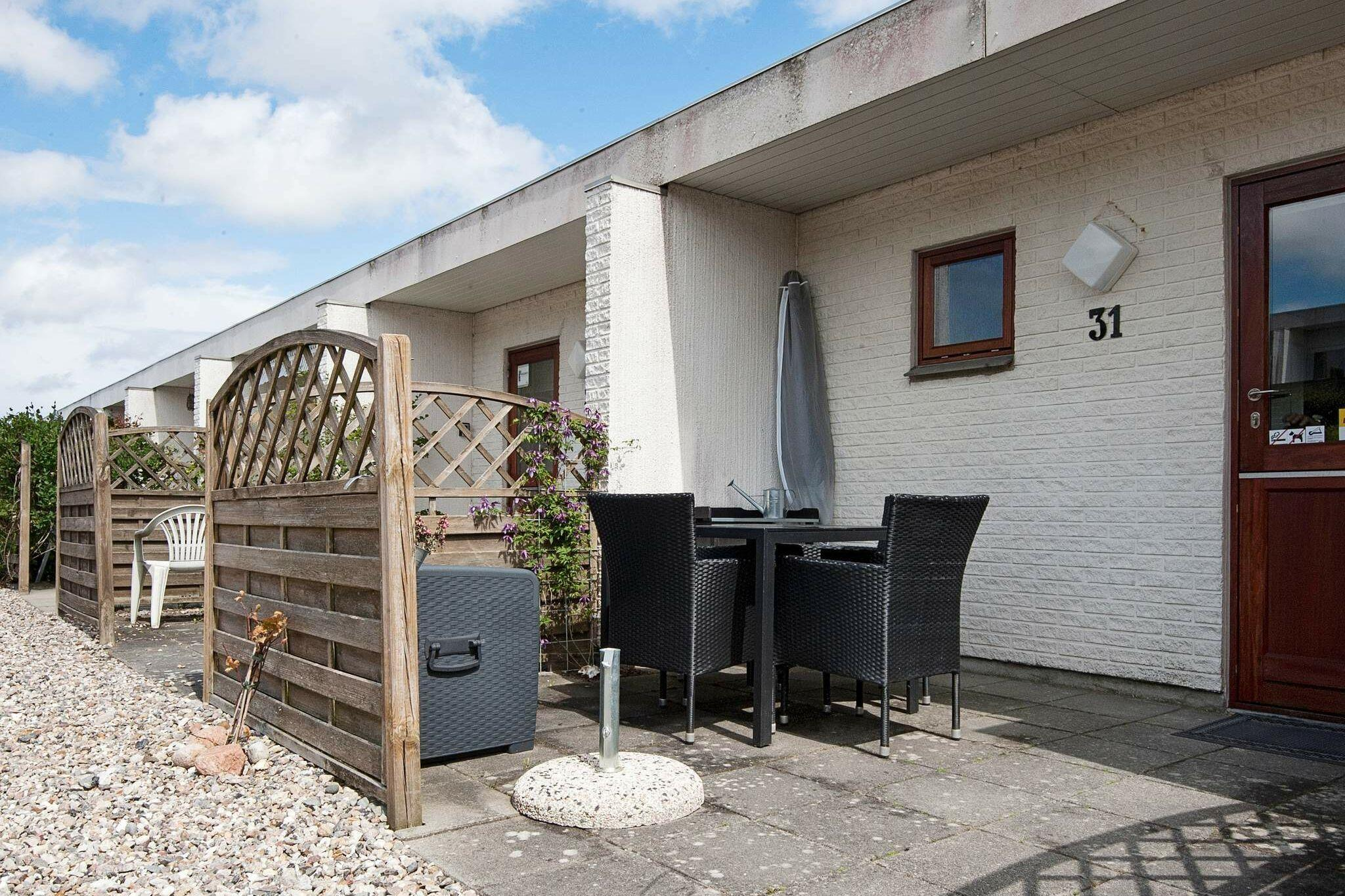 Sommerhus til 4 personer ved Rømø