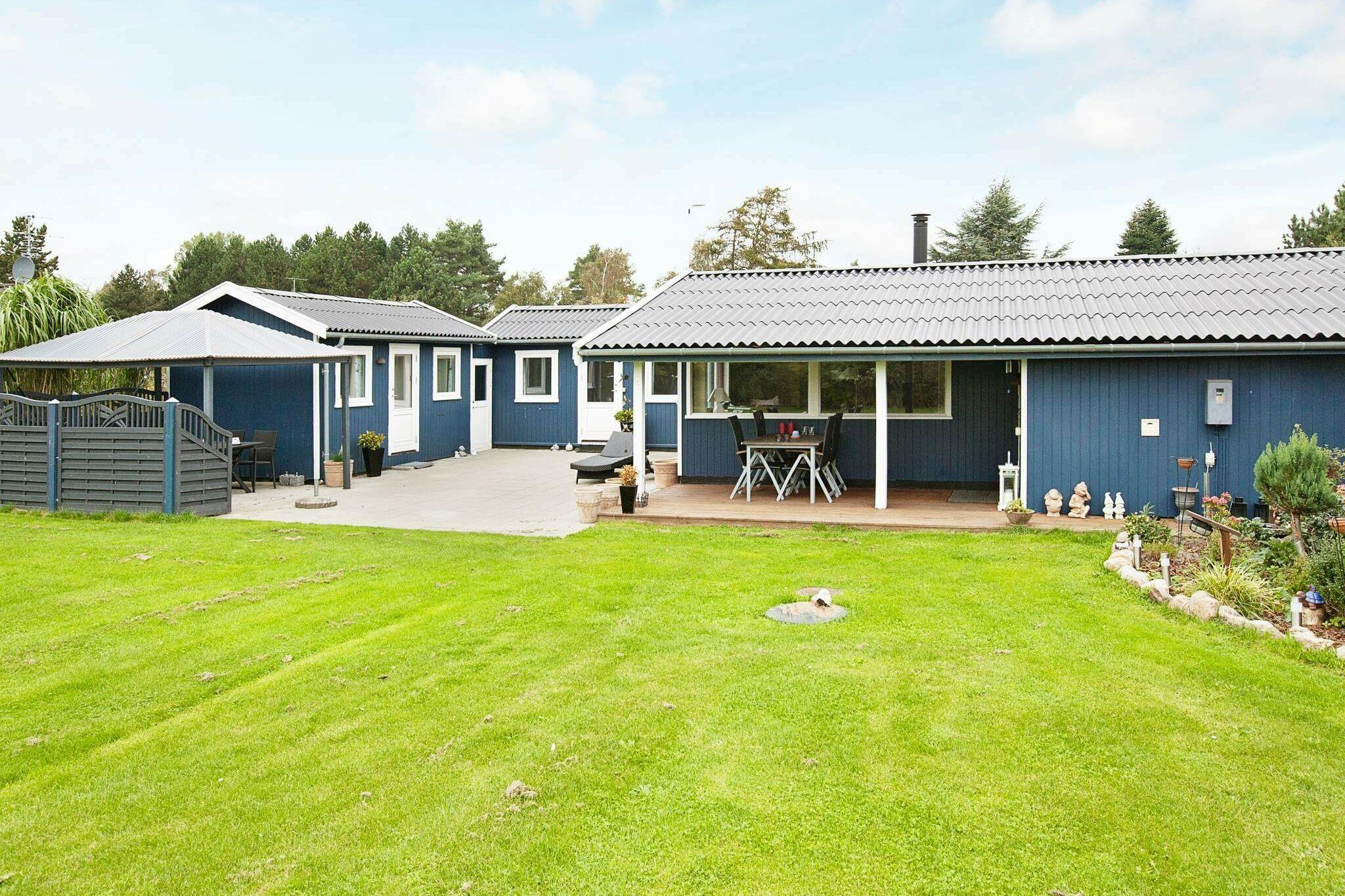 Sommerhus til 10 personer ved Dannemare