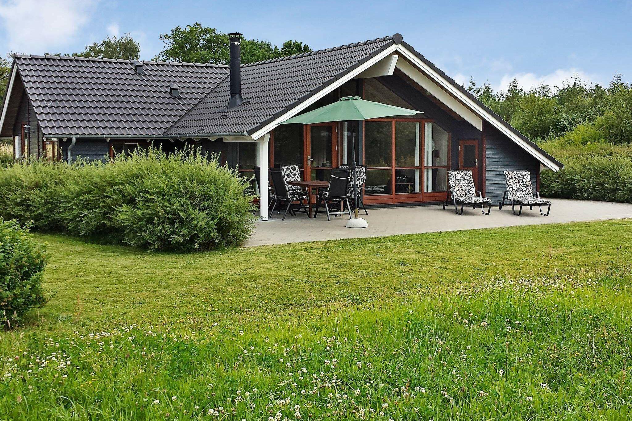 Sommerhus til 6 personer ved Ansager
