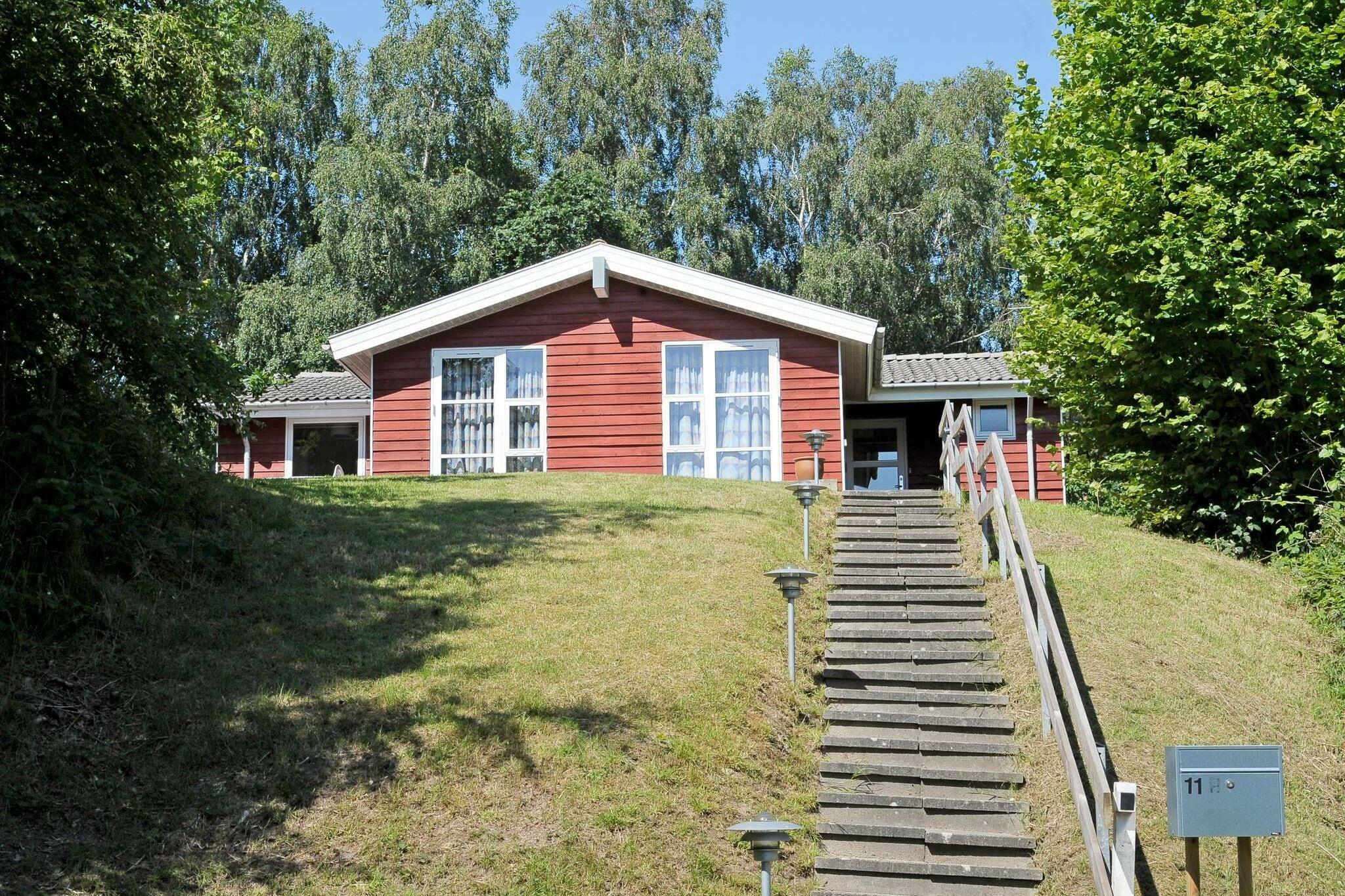 Sommerhus til 8 personer ved Børkop