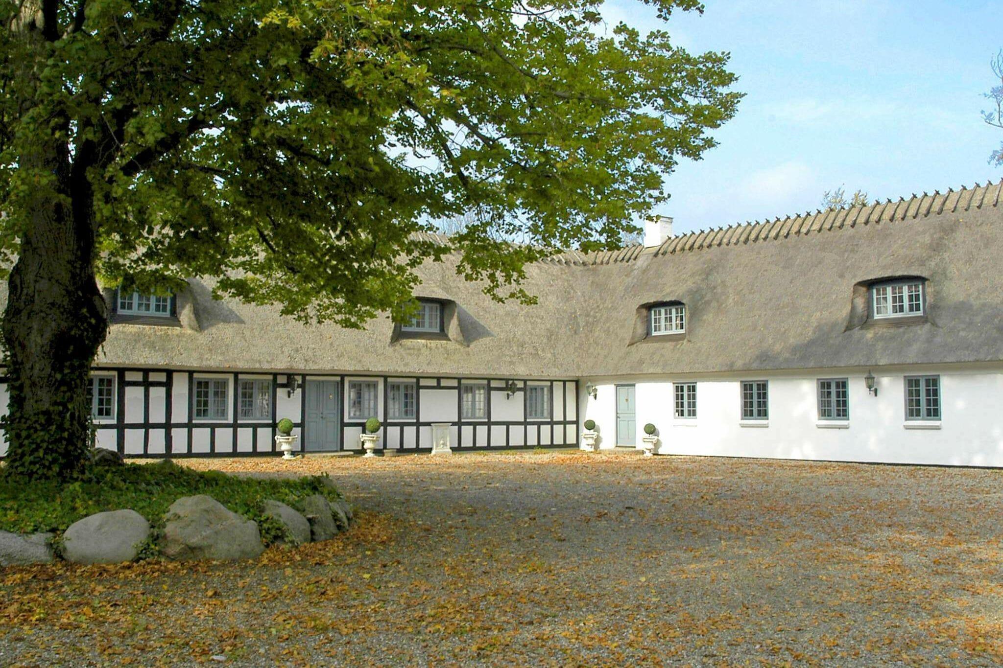 Sommerhus til 18 personer ved Nørre Aaby