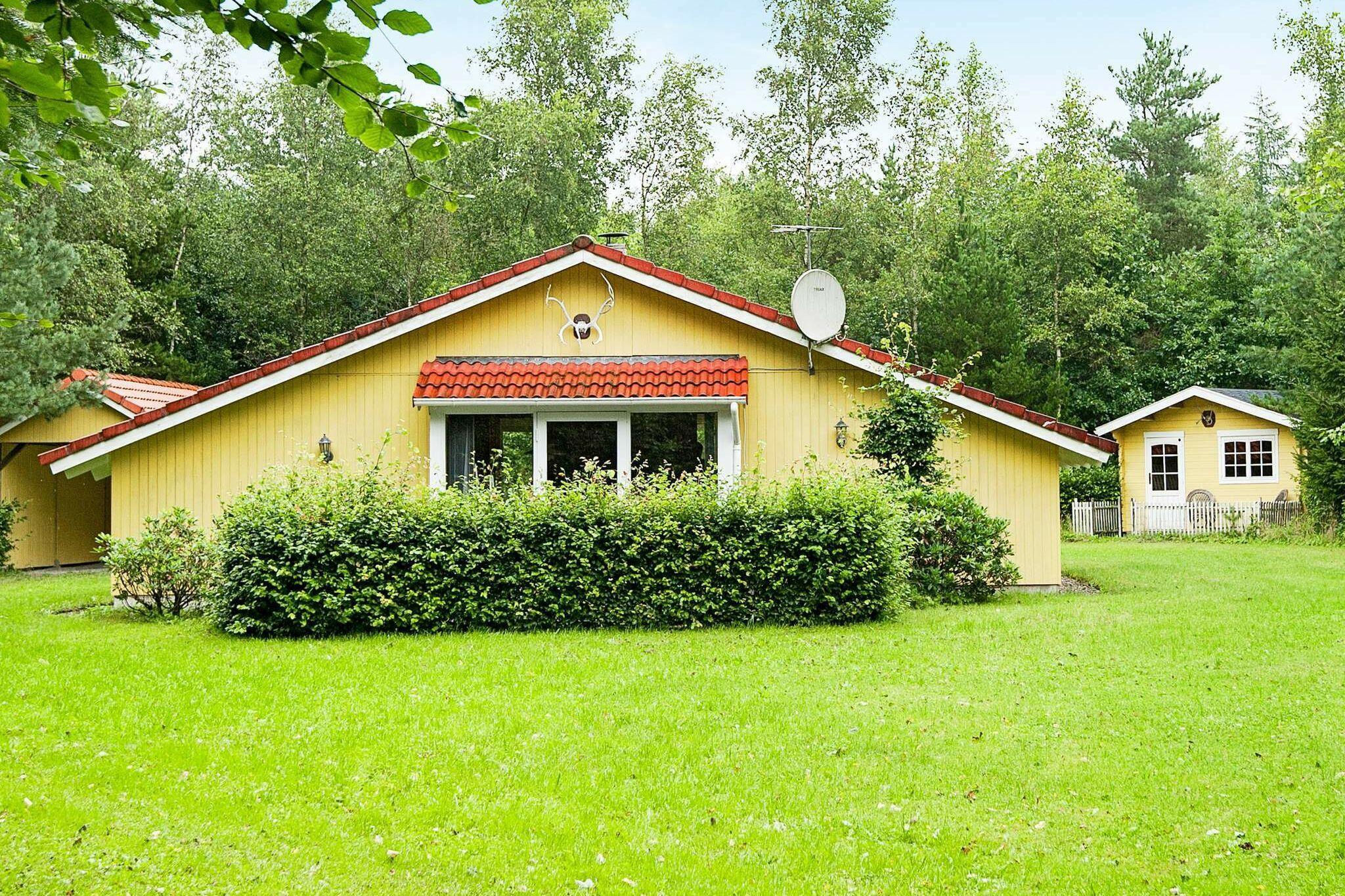 Sommerhus til 9 personer ved Herning