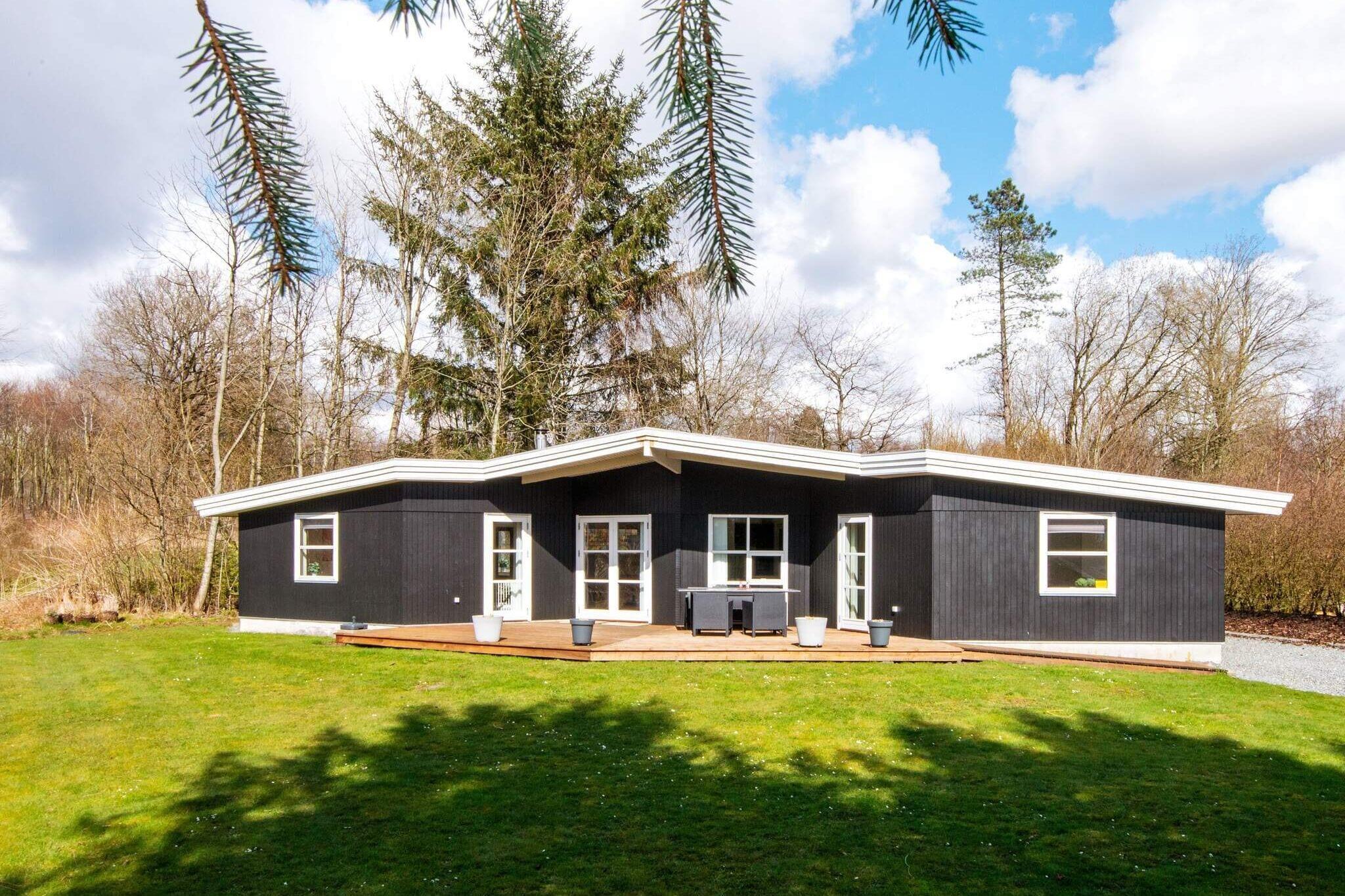 Sommerhus til 8 personer ved Toftlund