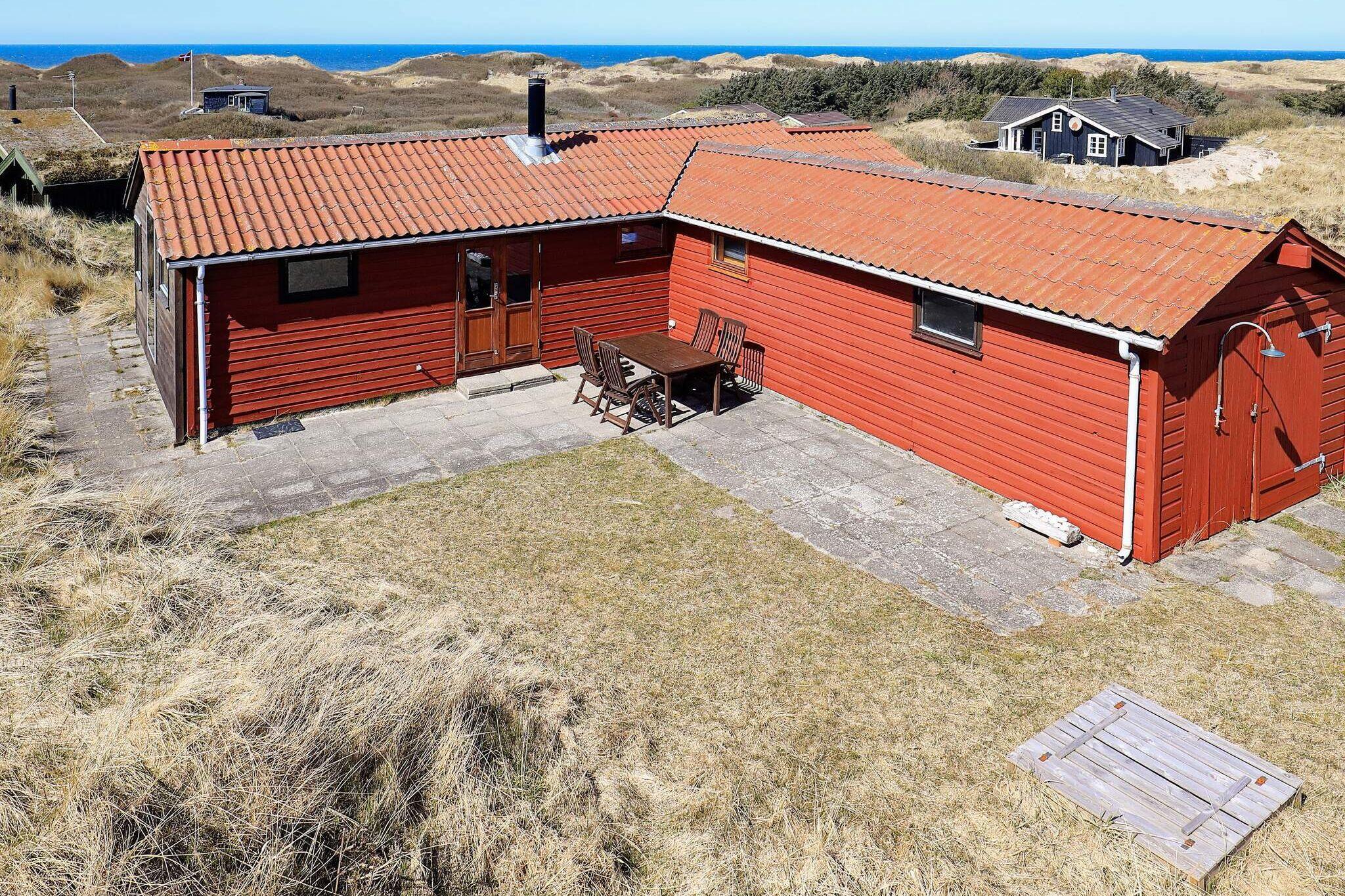 Sommerhus til 7 personer ved Løkken