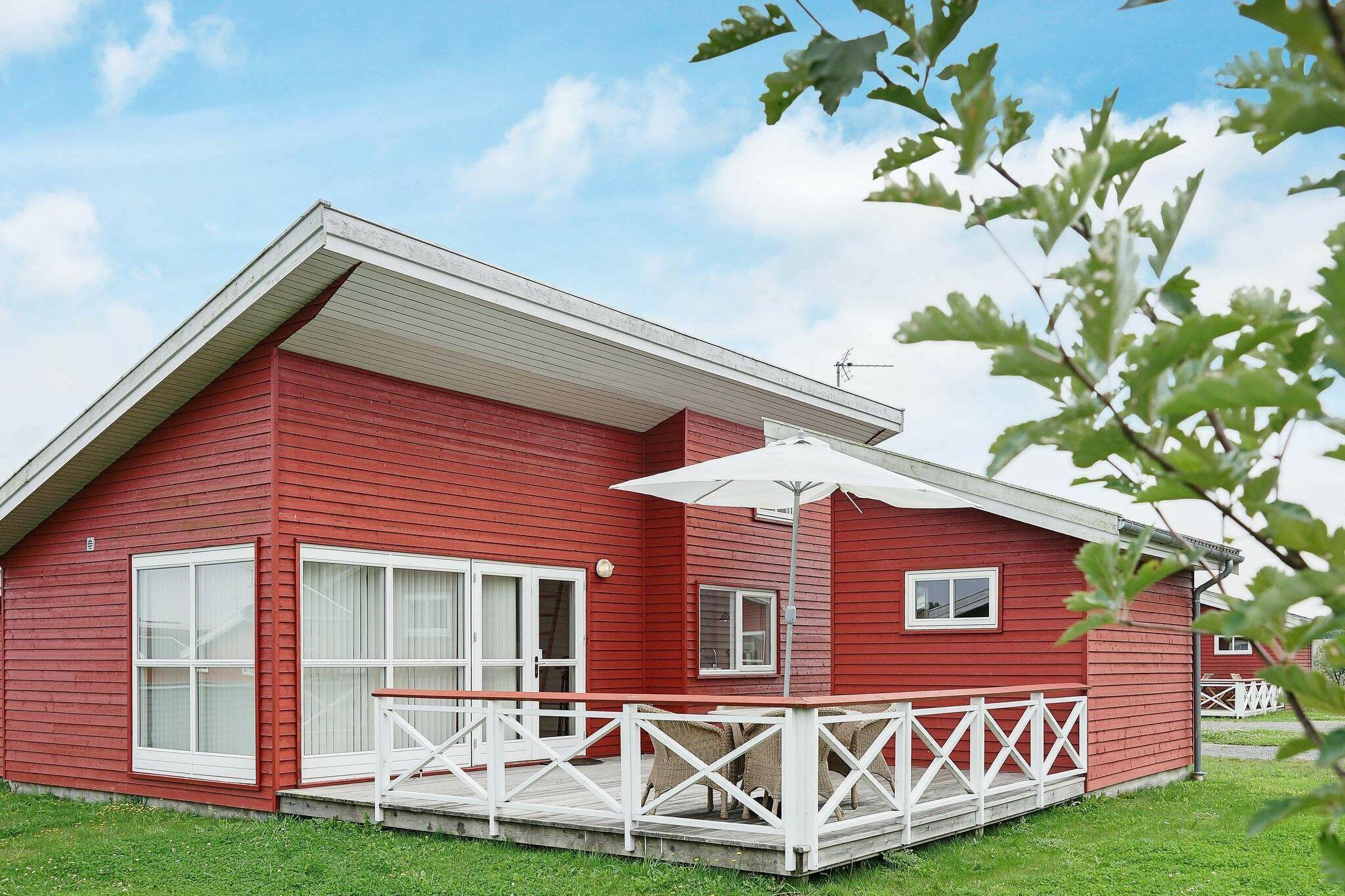 Sommerhus til 4 personer ved Gudhjem
