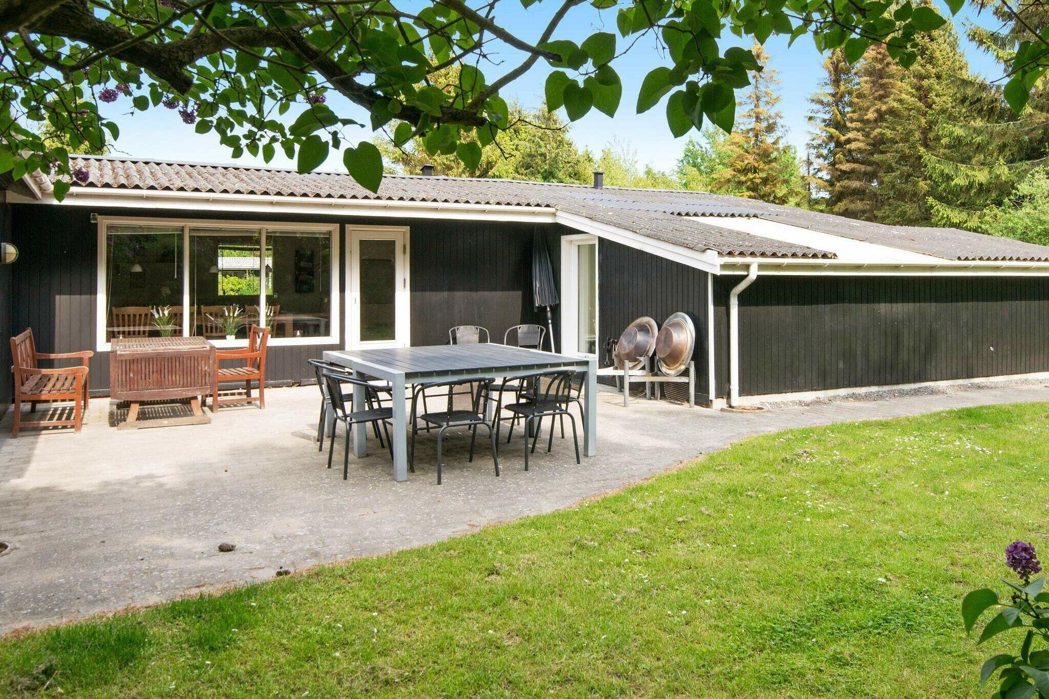Sommerhus til 14 personer ved Ørsted