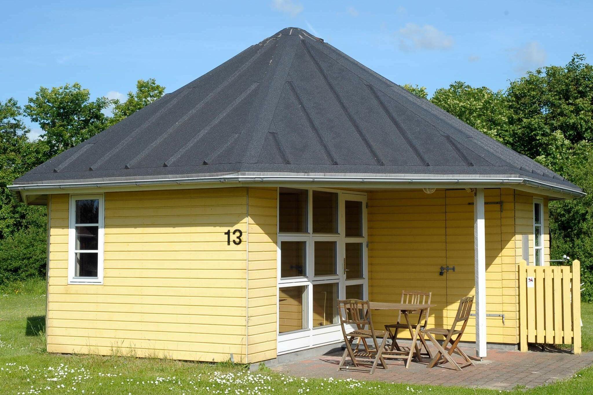 Sommerhus til 4 personer ved Hovborg