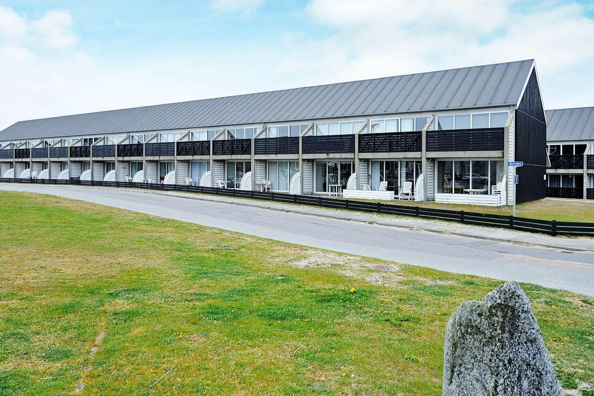 Ferielejlighed til 3 personer ved Fanø