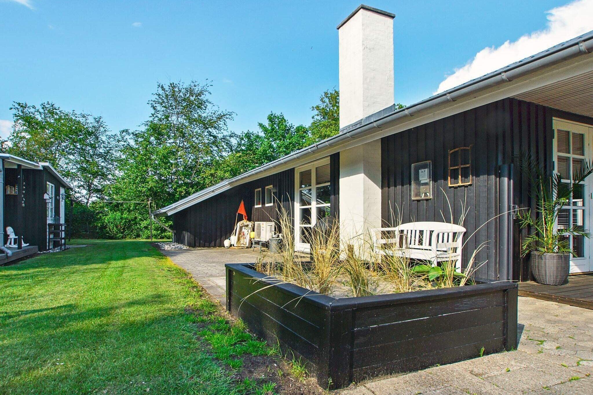 Sommerhus til 4 personer ved Hemmet