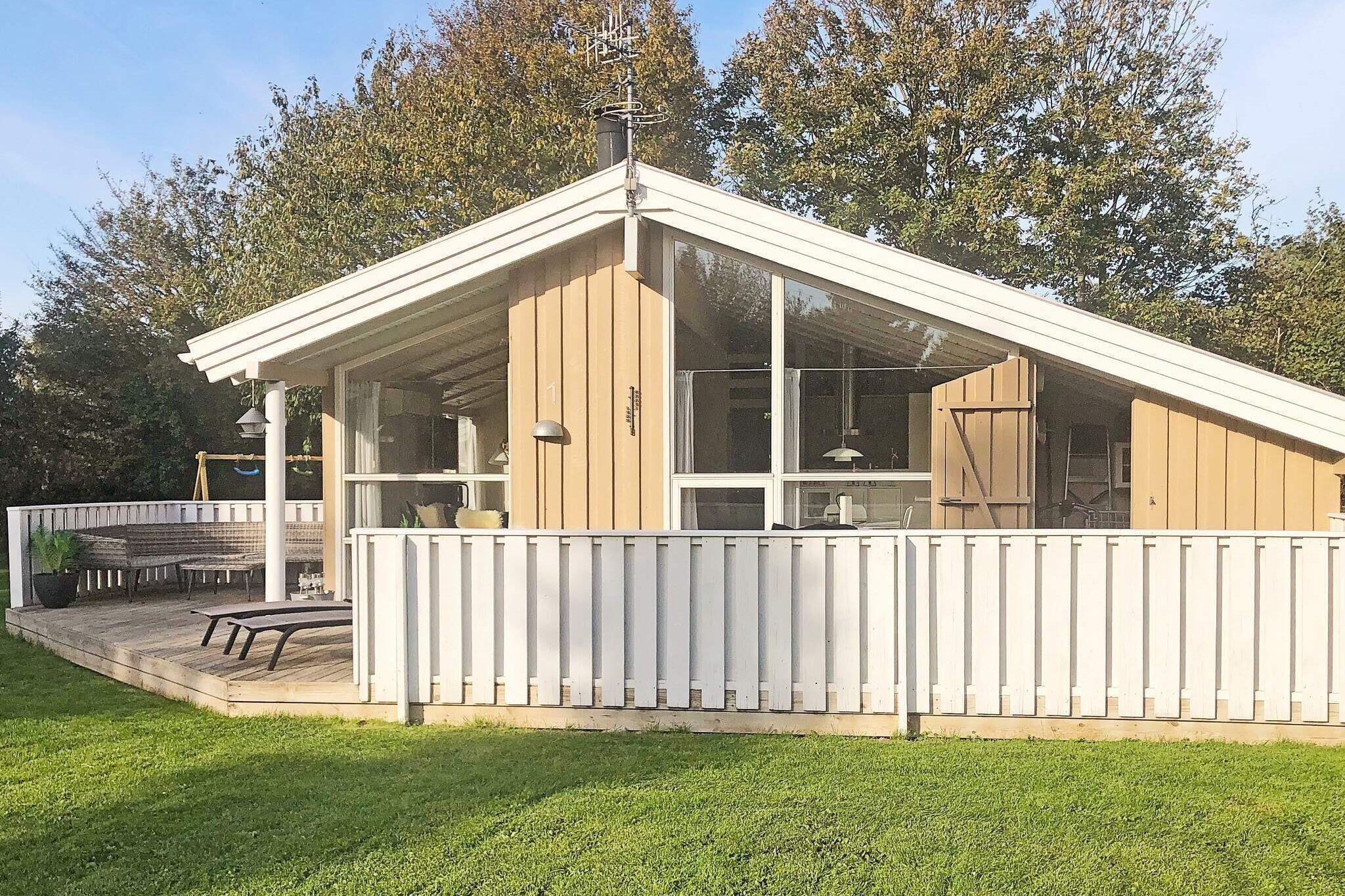 Sommerhus til 10 personer ved Humble
