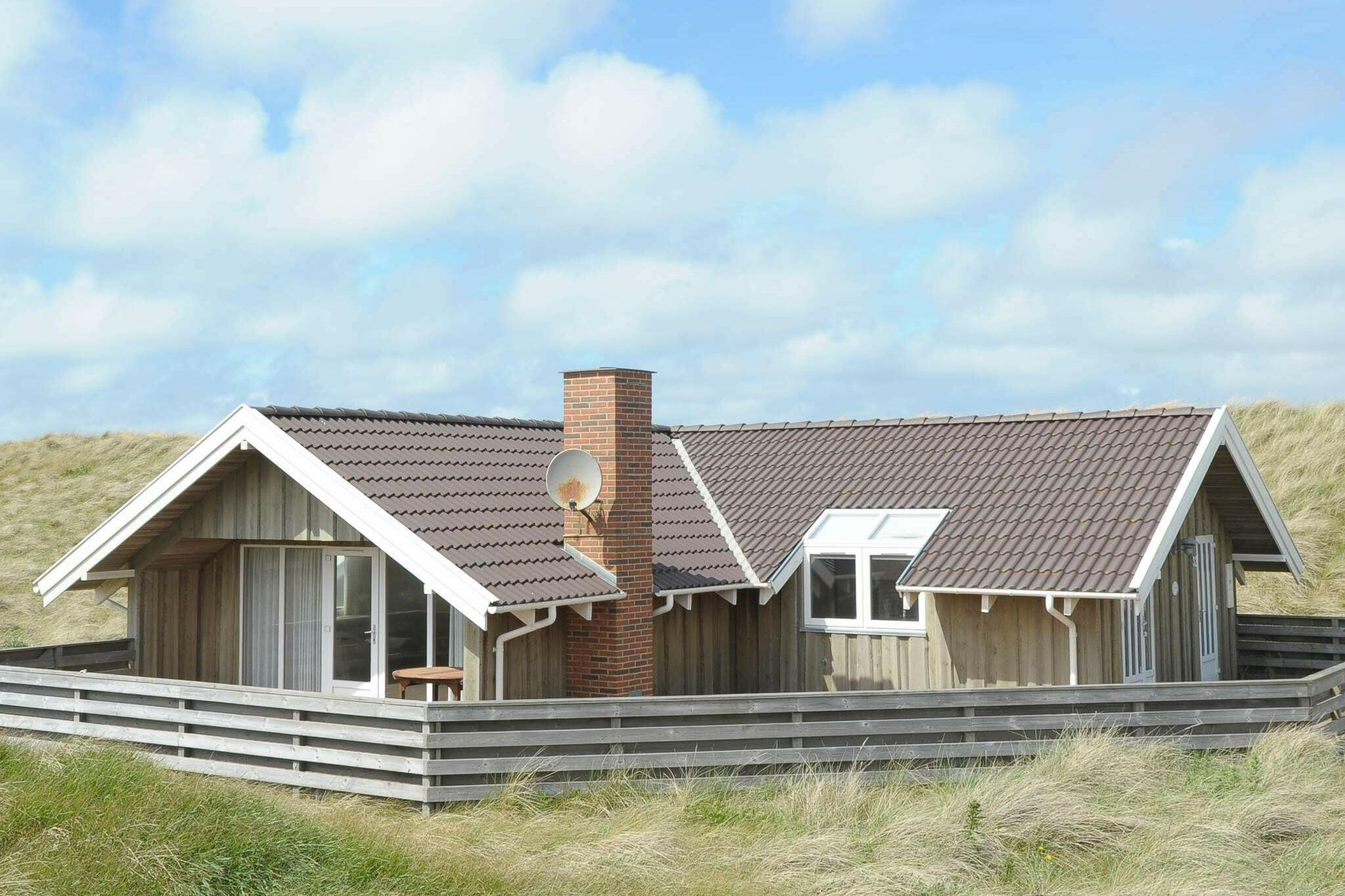 Sommerhus til 6 personer ved Ringkøbing