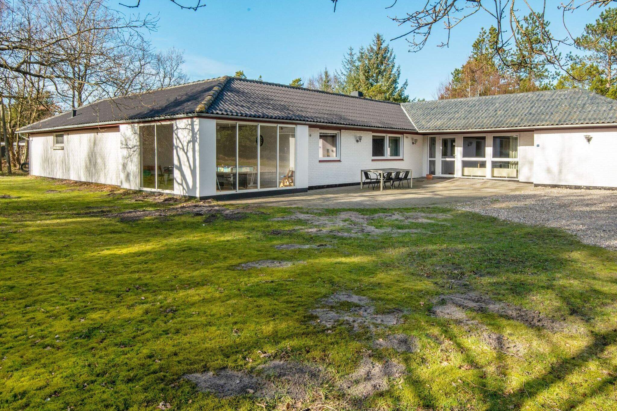 Sommerhus til 18 personer ved Rømø