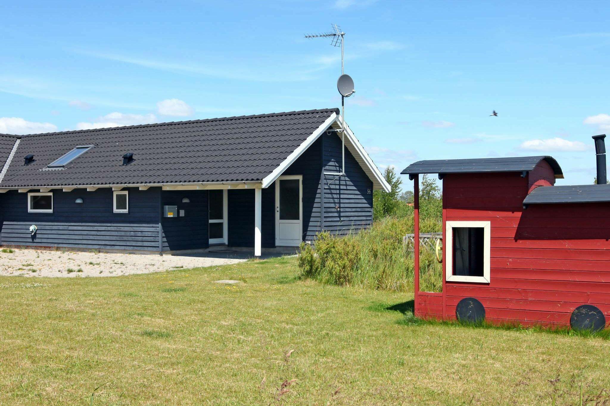 Sommerhus til 14 personer ved Rødby