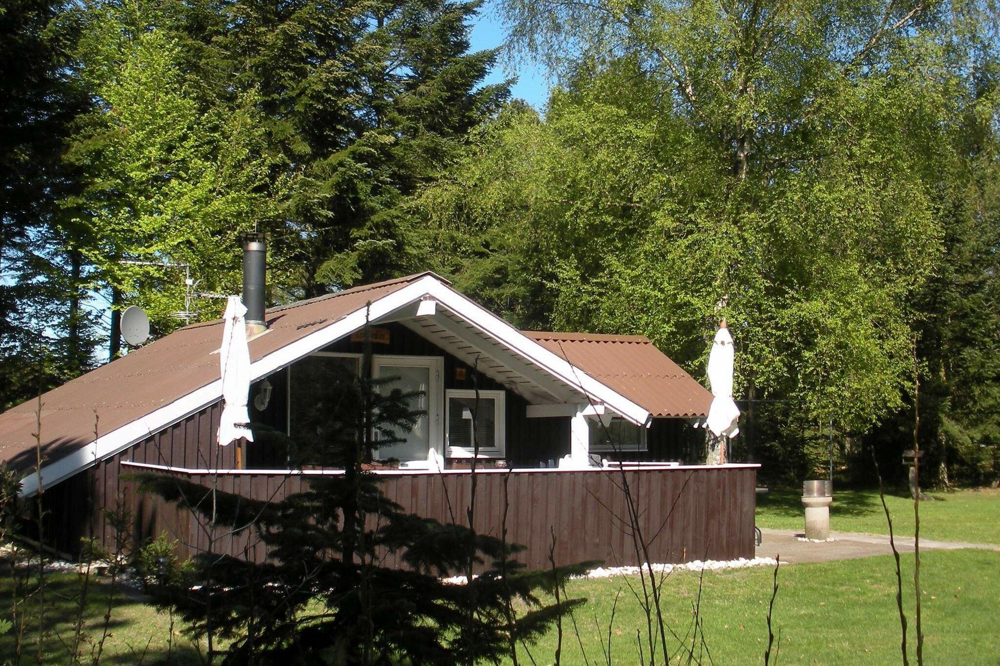 Sommerhus til 4 personer ved Jerup