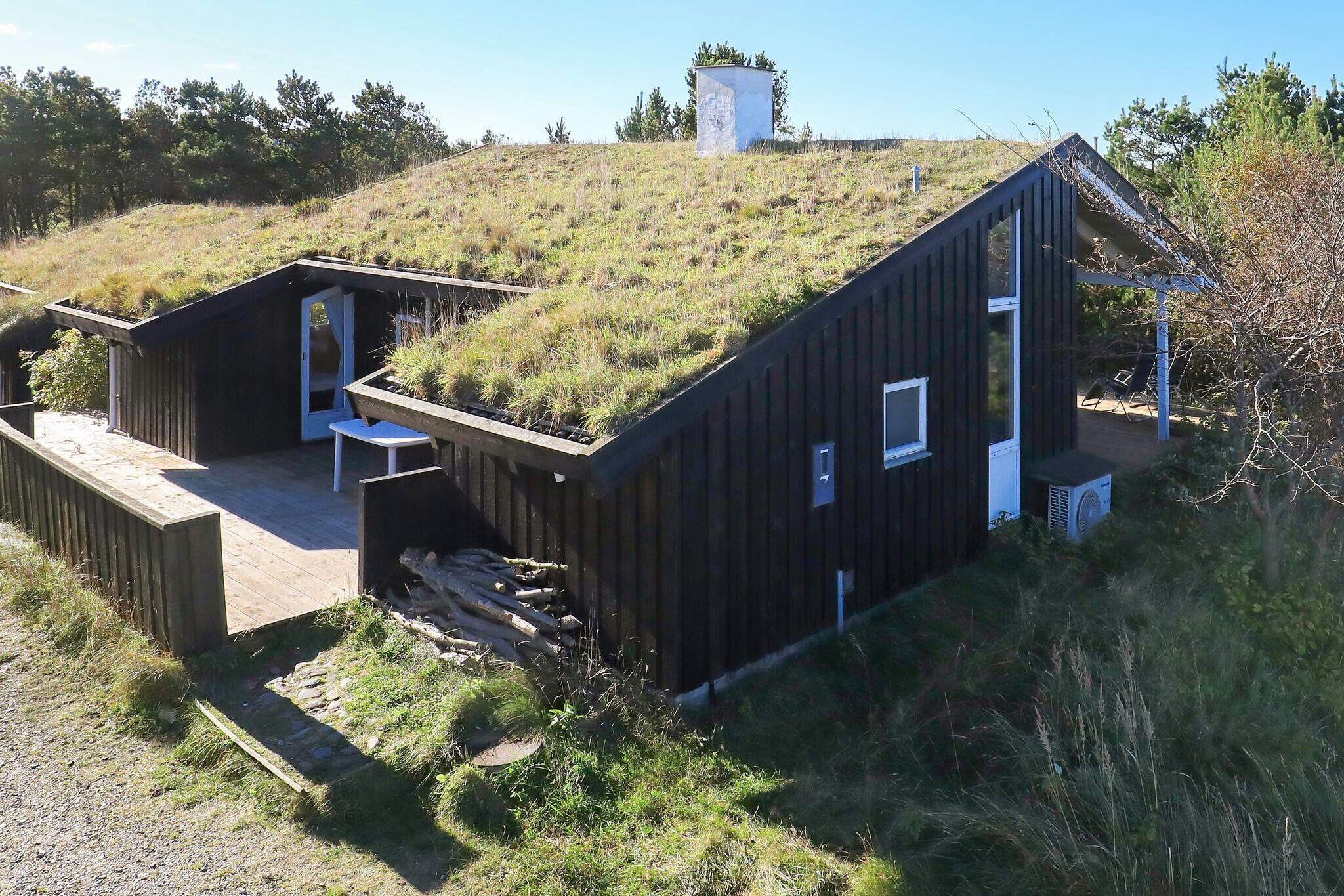 Sommerhus til 8 personer ved Fjerritslev