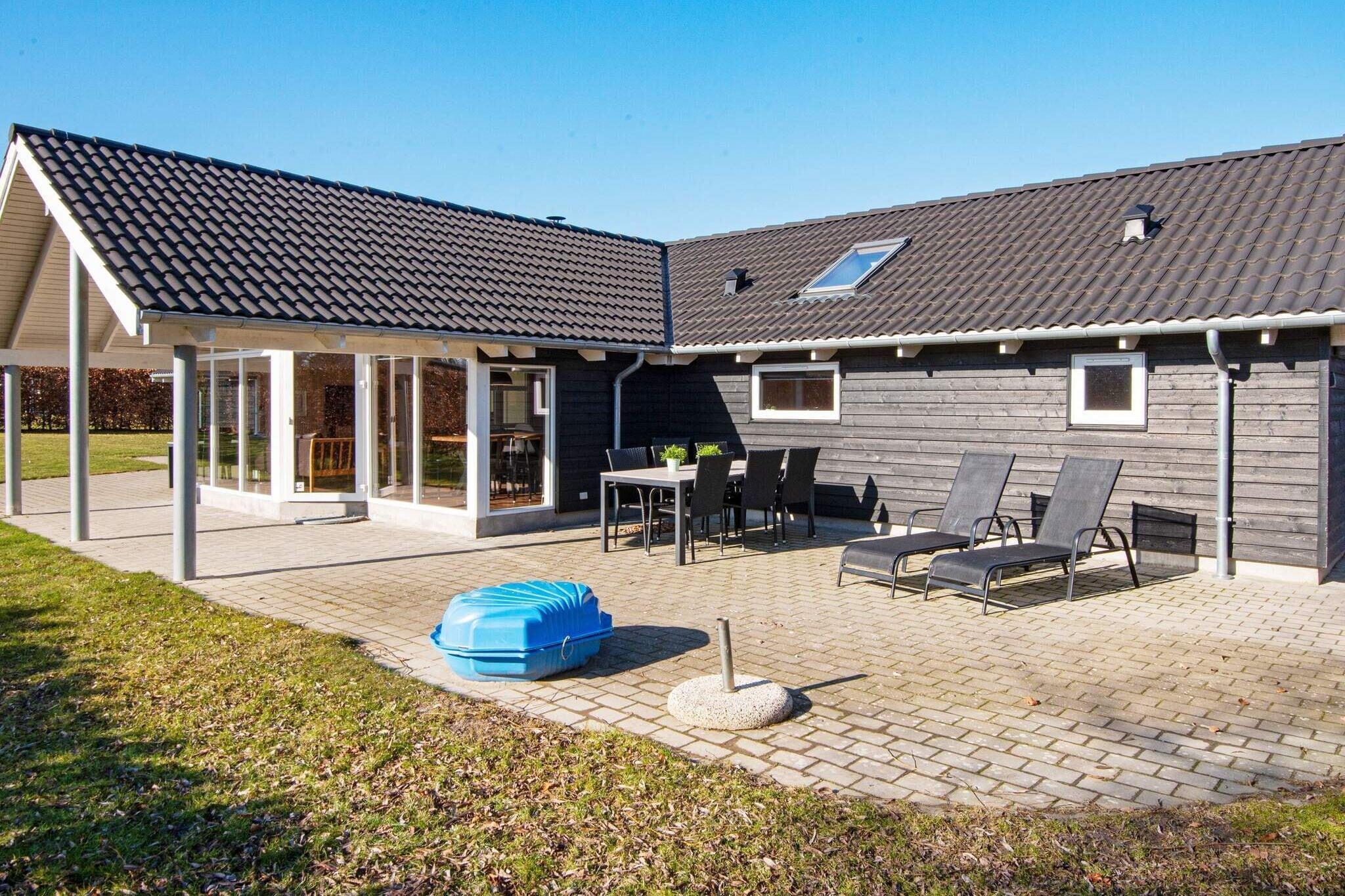 Sommerhus til 14 personer ved Ebeltoft