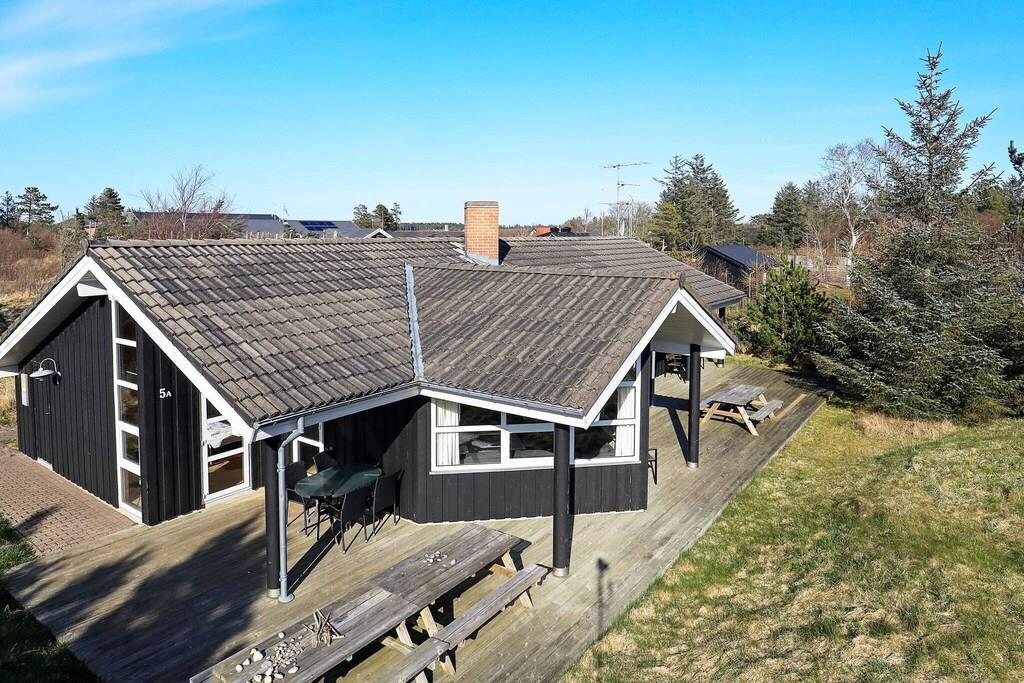 Sommerhus til 10 personer ved Hirtshals
