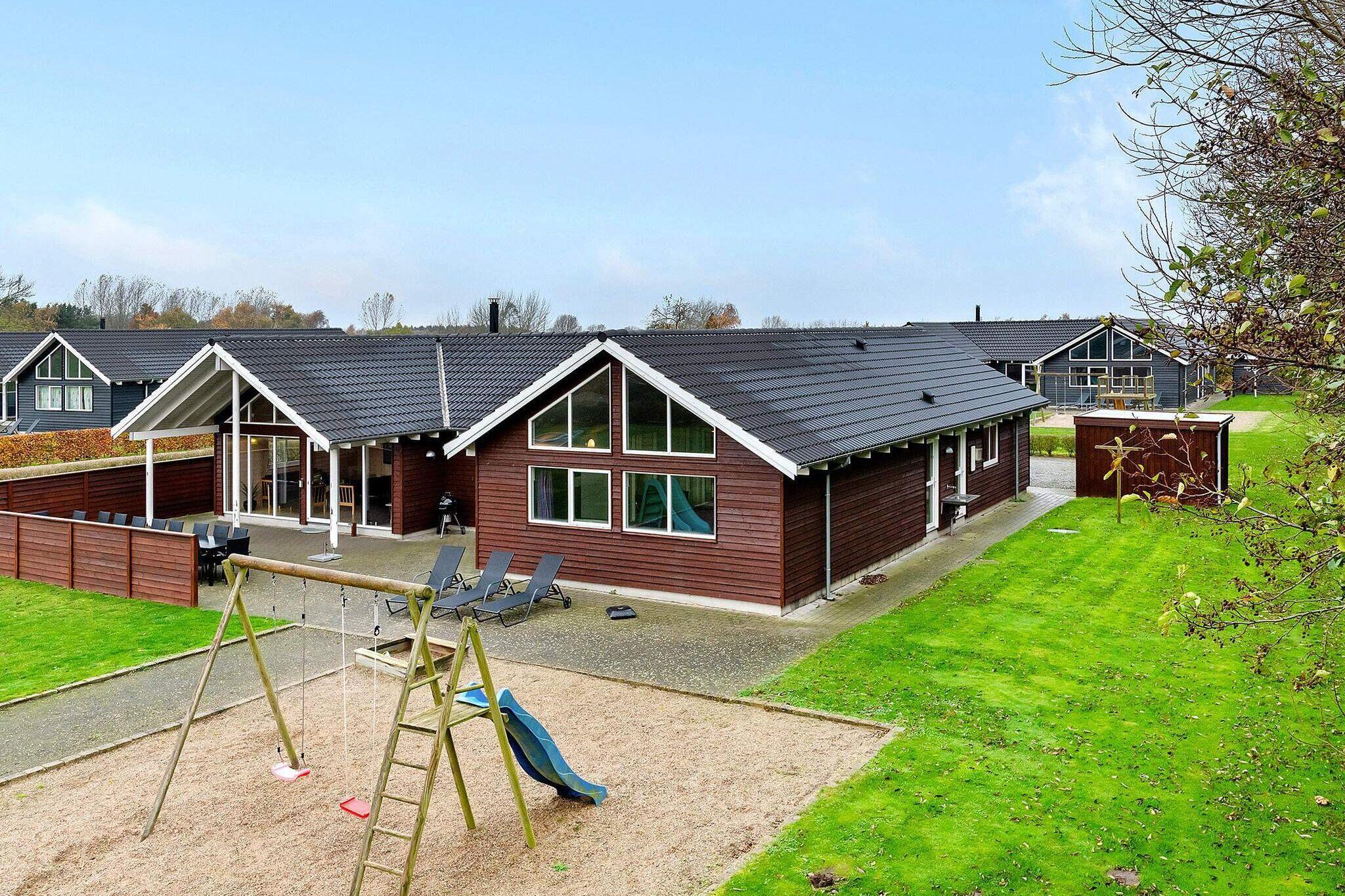 Sommerhus til 18 personer ved Nordborg